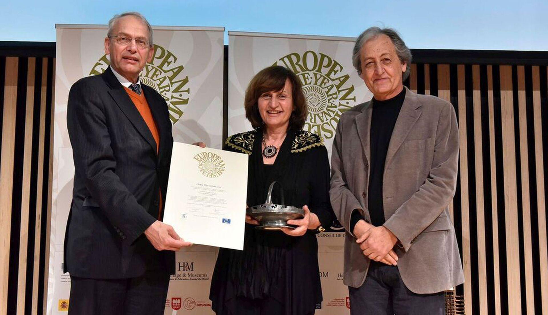 Ravnateljica Gradskog muzeja Vukovar: Izuzetno smo ponosni na nagradu Silletto