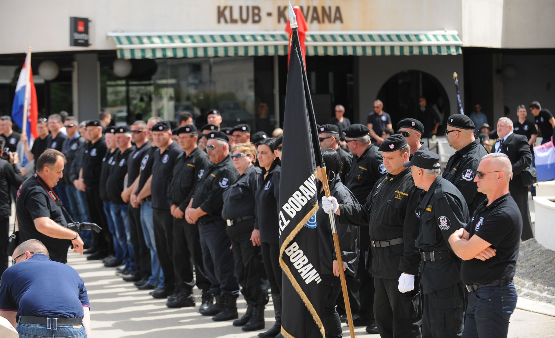U Splitu obilježena 25. obljetnica utemeljenja IX. bojne HOS-a