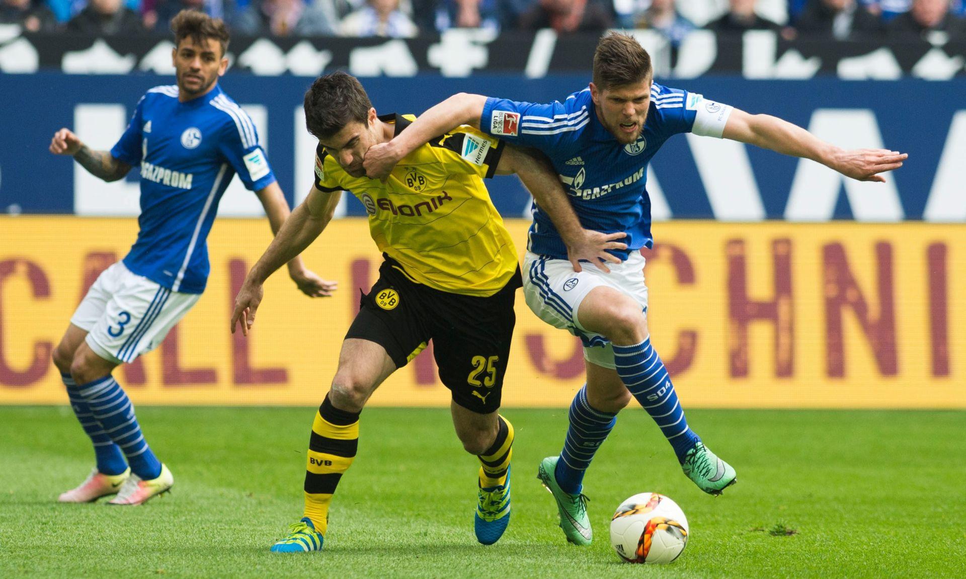 BUNDESLIGA Borussia remizirala, Bayer pobijedio