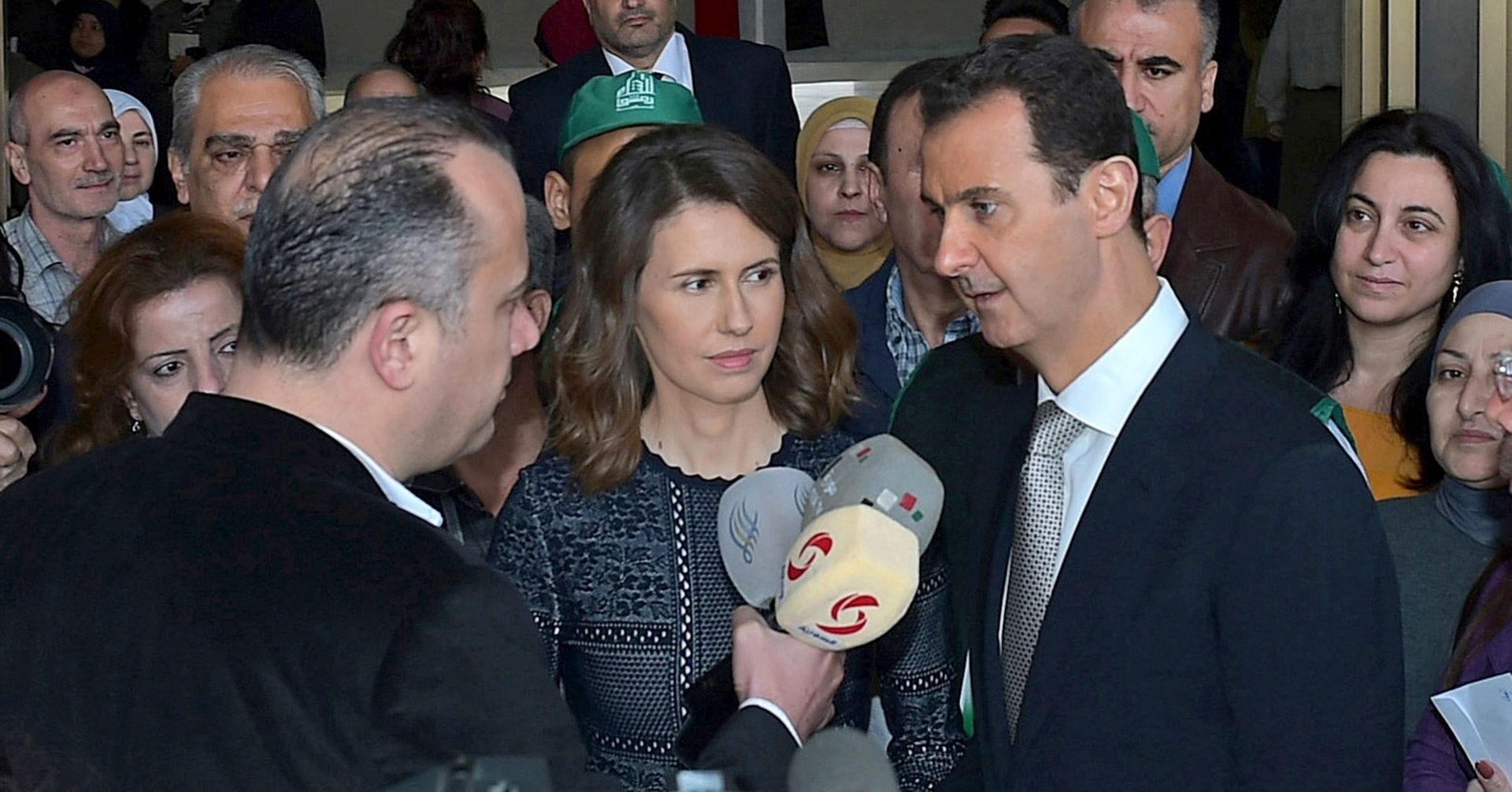Assadova stranka očekivano pobijedila na izborima u Siriji
