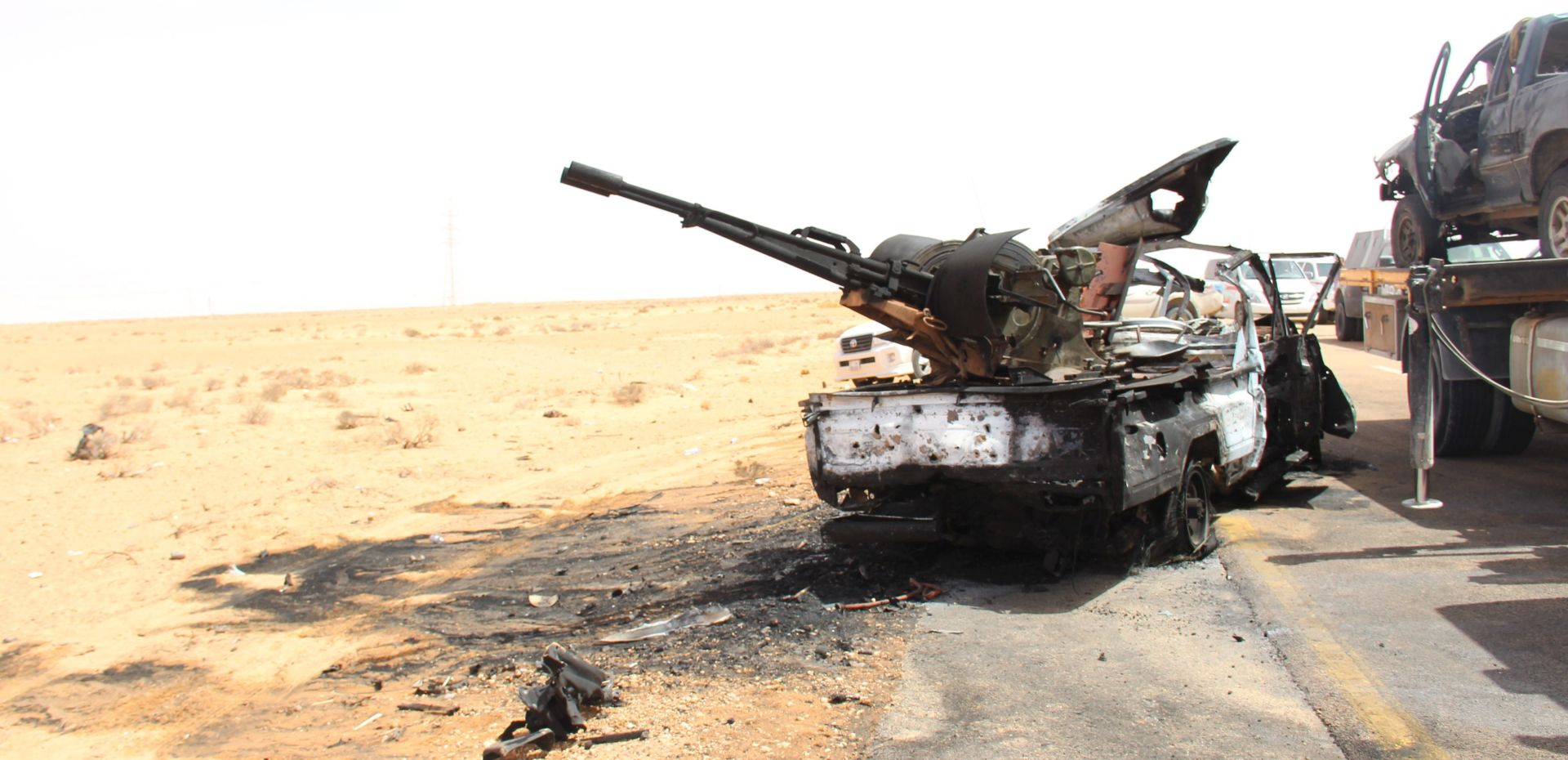 LIBIJA U napadu Islamske države 11 osoba odrezana glava