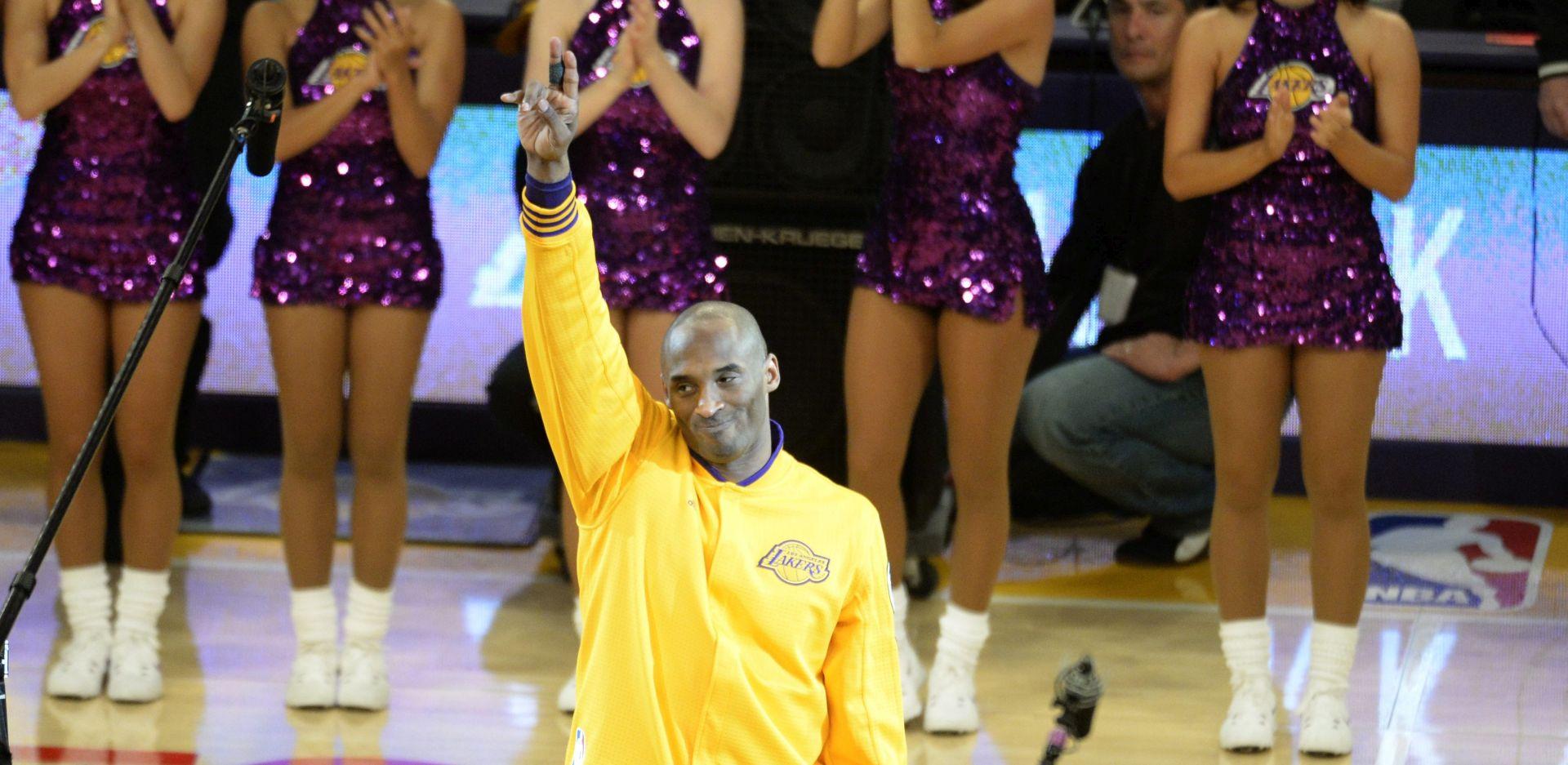 VIDEO: KRAJ NAKON 20 GODINA U LAKERSIMA Kobe Bryant oprostio se sa 60 koševa