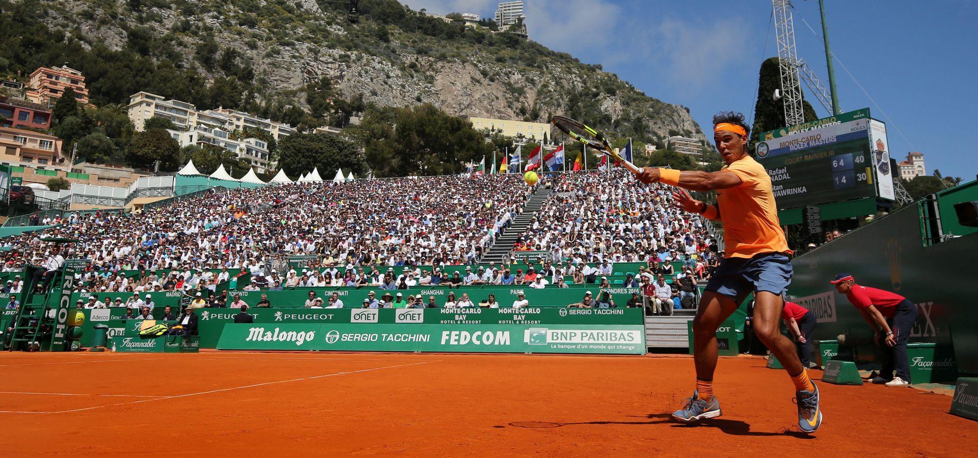 ATP MONTE CARLO Nadal svladao Murrayja za 100. finale karijere