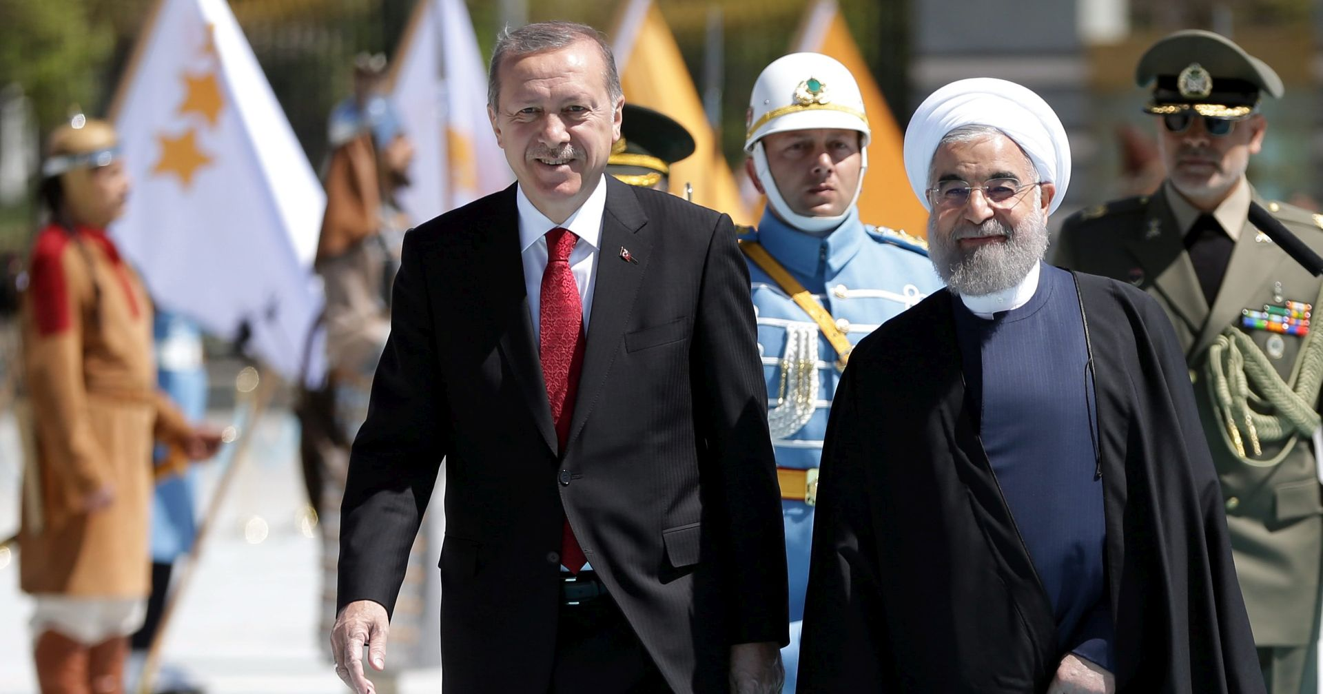 Iran i Turska žele maknuti prepreke za bolju suradnju