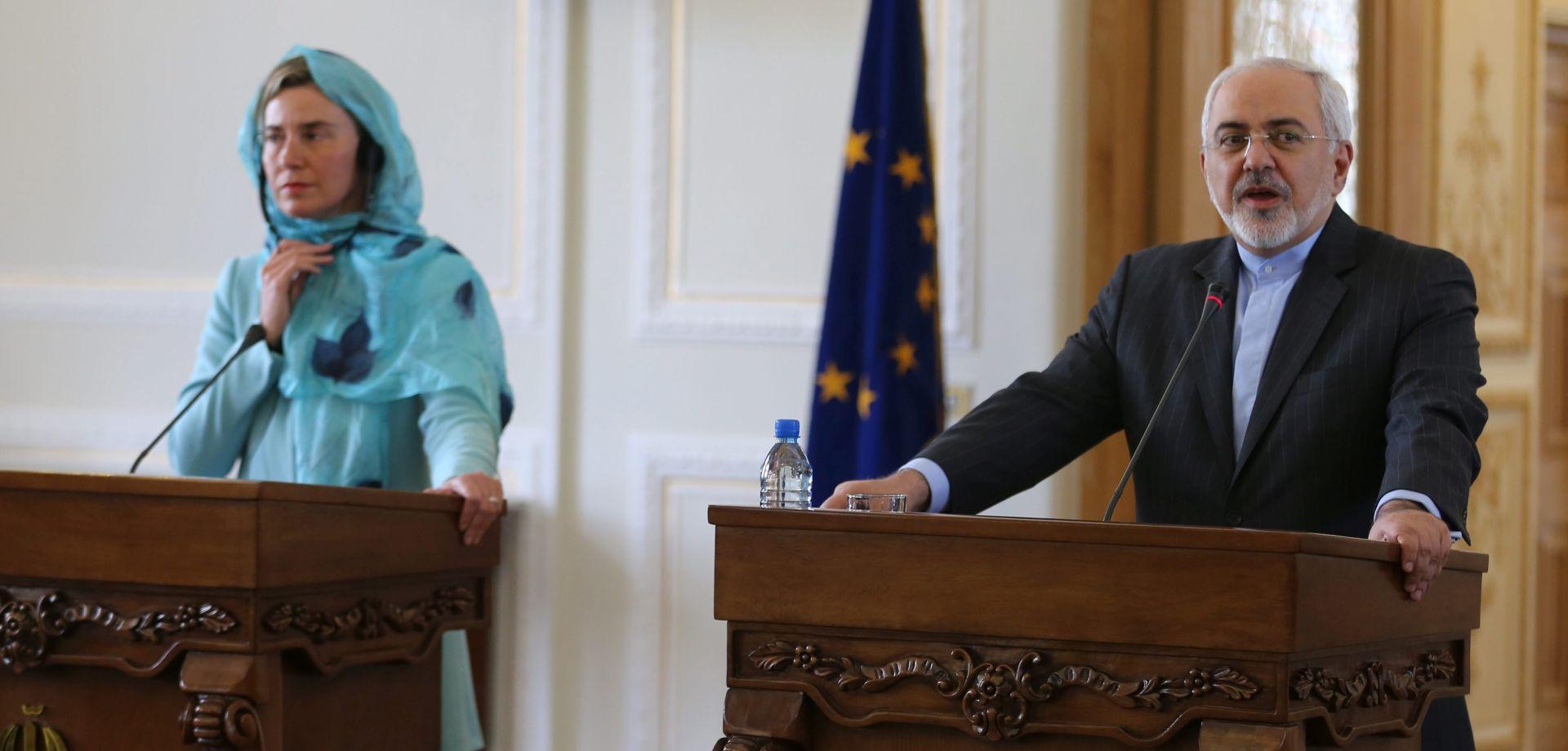 EU i Iran obećali dublje veze nakon posjeta dužnosnika EU-a Teheranu