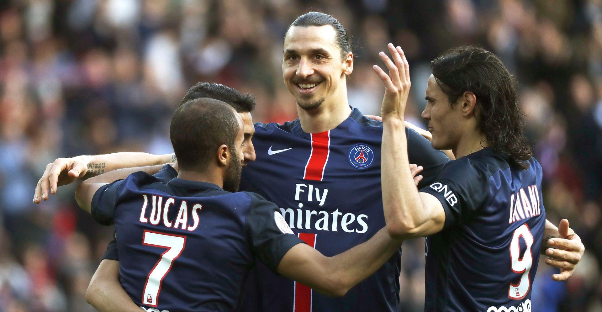LIGUE 1: PSG Caenu 'utrpao' šest komada za +30