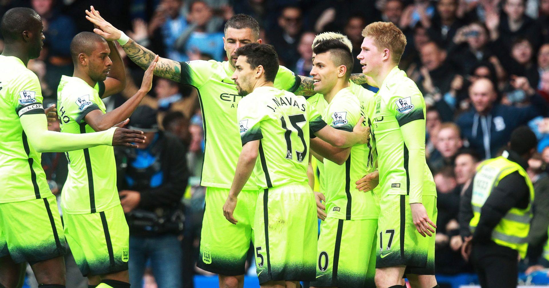 PREMIERLIGA Manchester City uvjerljiv protiv Stokea