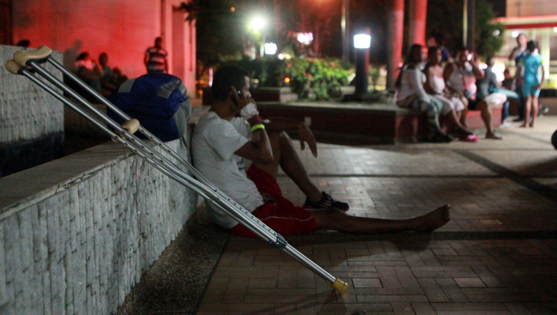 SNAŽAN POTRES U EKVADORU Poginulo najmanje 77 ljudi, više od 500 ozlijeđeno
