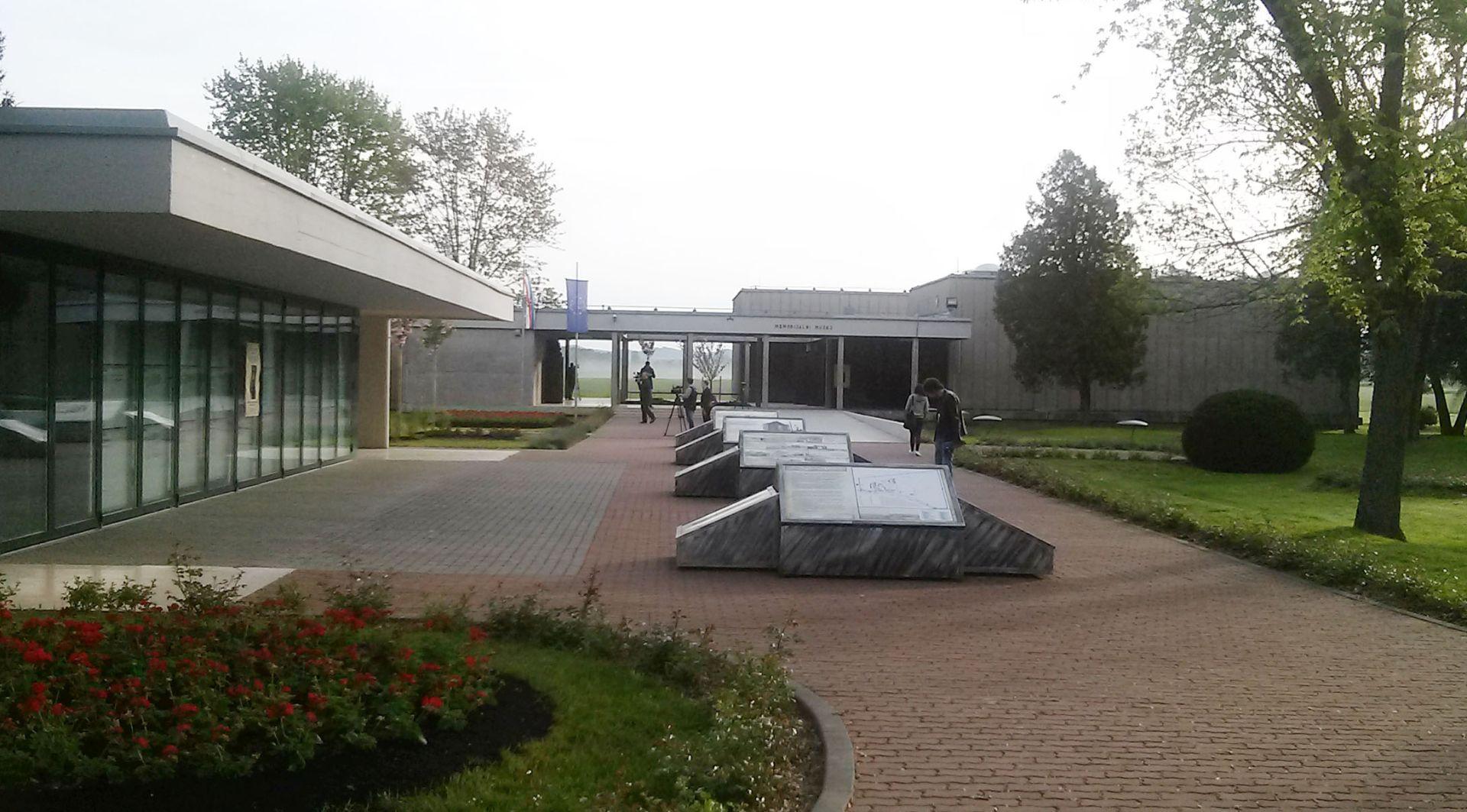 Memorijalni muzej u Jasenovcu. foto HINA / Marina BUJAN / mm