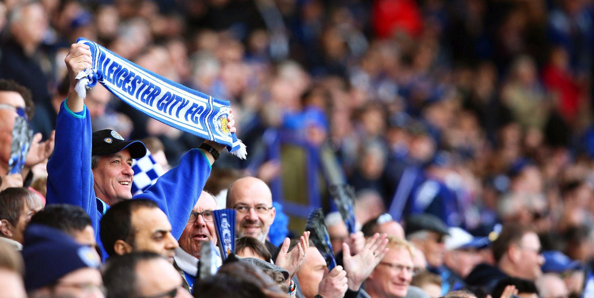 KIKS SPURSA Leicester od naslova prvaka udaljen tek jednu pobjedu