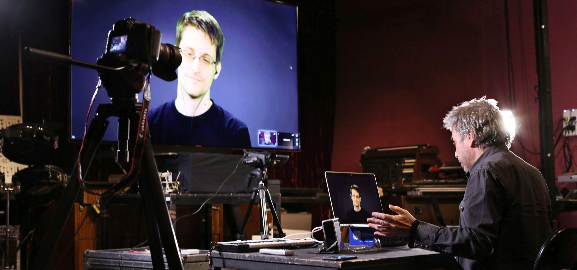 ŽELI IZBJEĆI IZRUČENJE U SAD Snowden podiže tužbu protiv Norveške