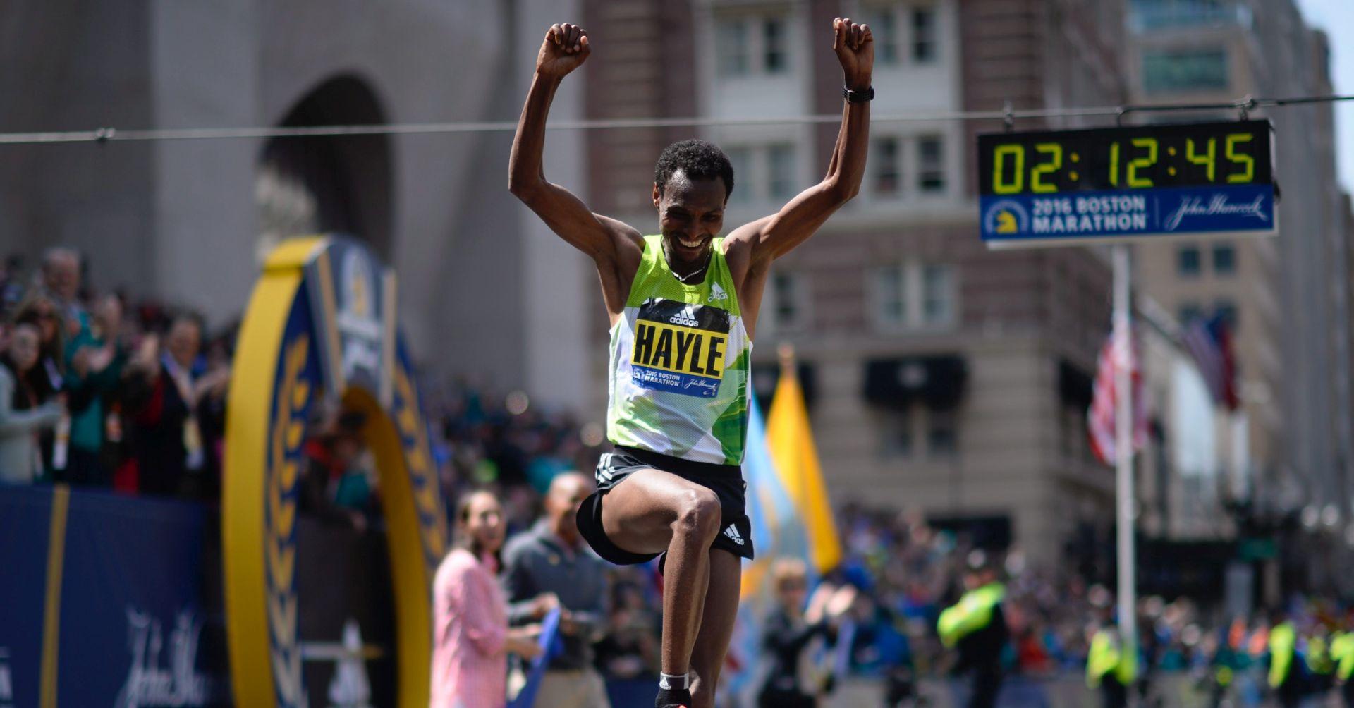 Etiopljani dominirali Bostonskim maratonom