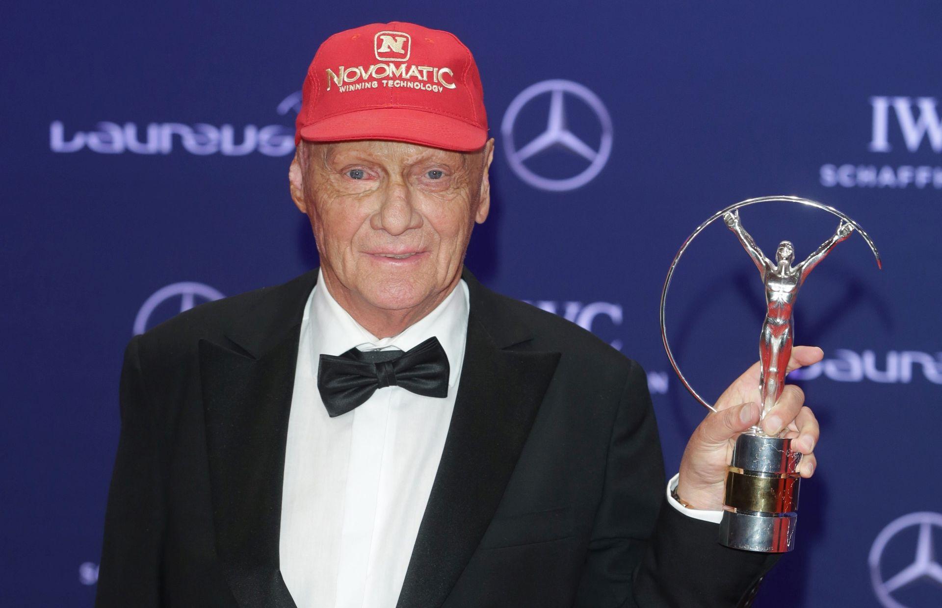 Laureus za Đokovića i Serenu Williams, Laudi nagrada za životno djelo