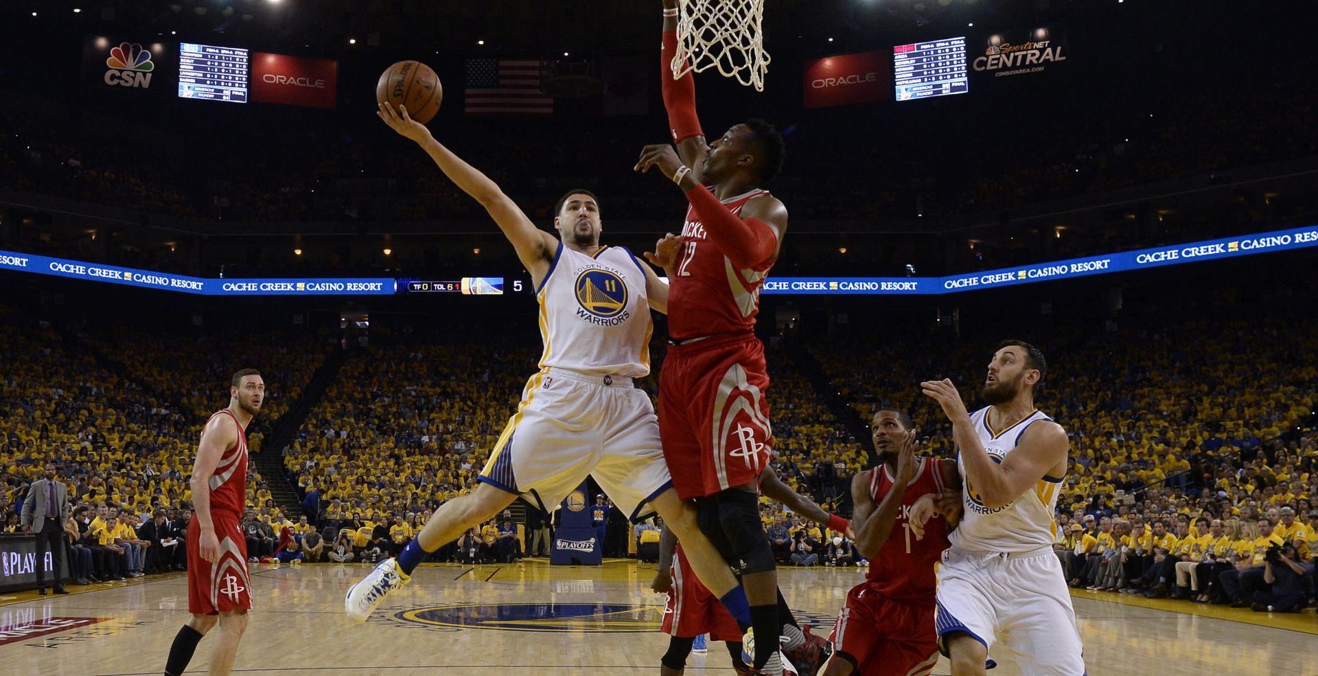 NBA: Golden State slavio i bez Curryja