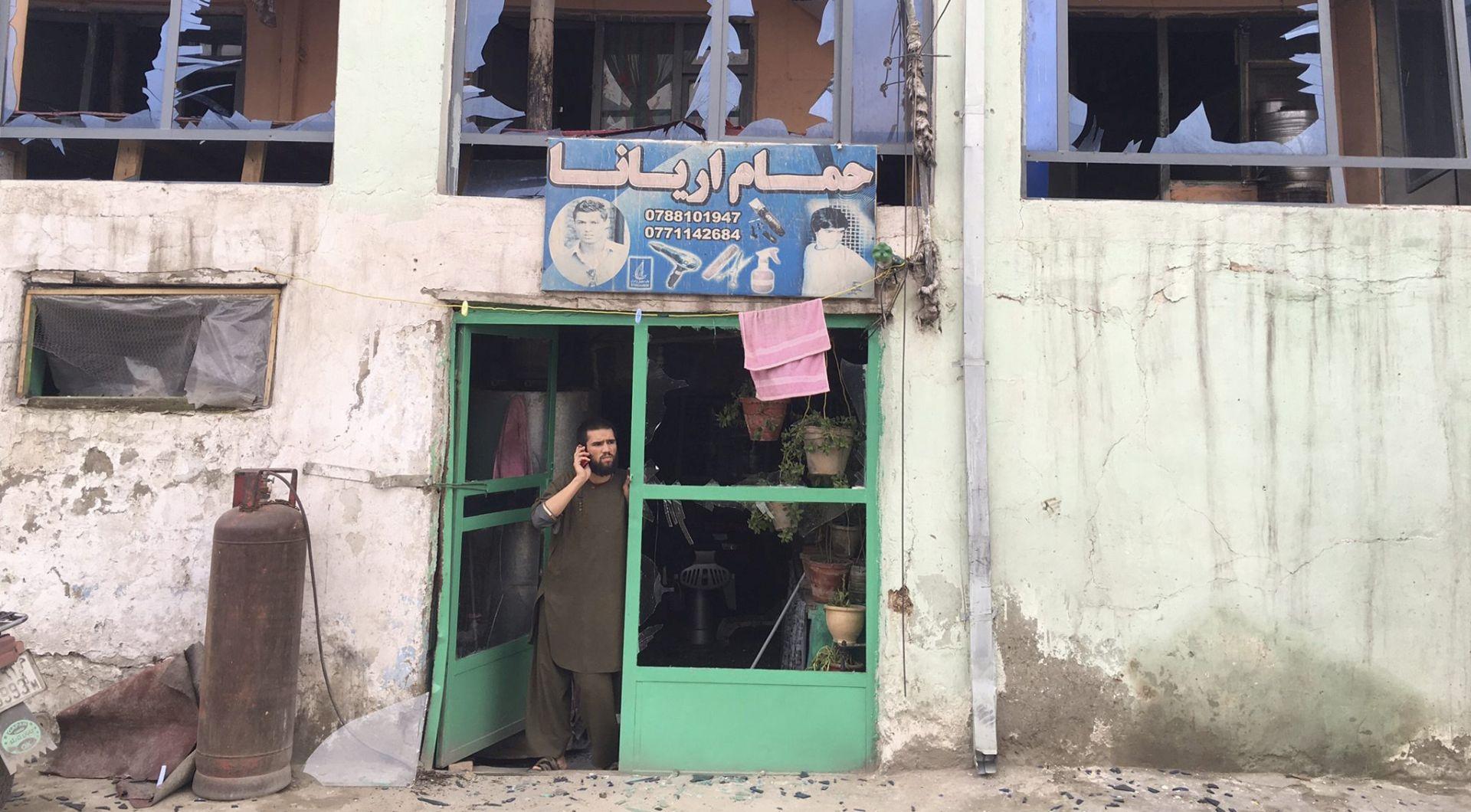 TALIBANSKI NAPAD U Kabulu najmanje 28 poginulih, više od 300 ozlijeđenih