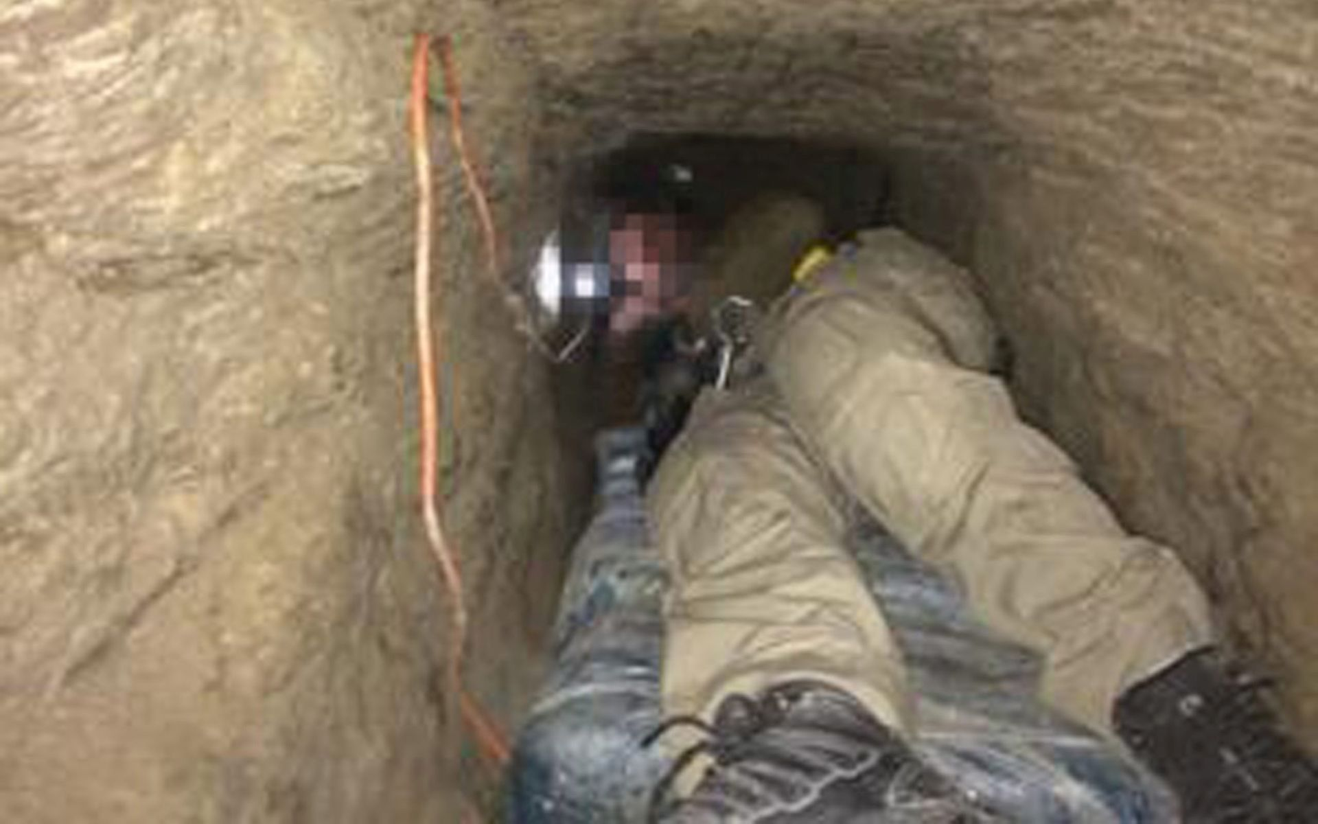 'SOFISTICIRANA IZVEDBA' Otkriven najduži tunel za krijumčarenje droge između Meksika i SAD-a