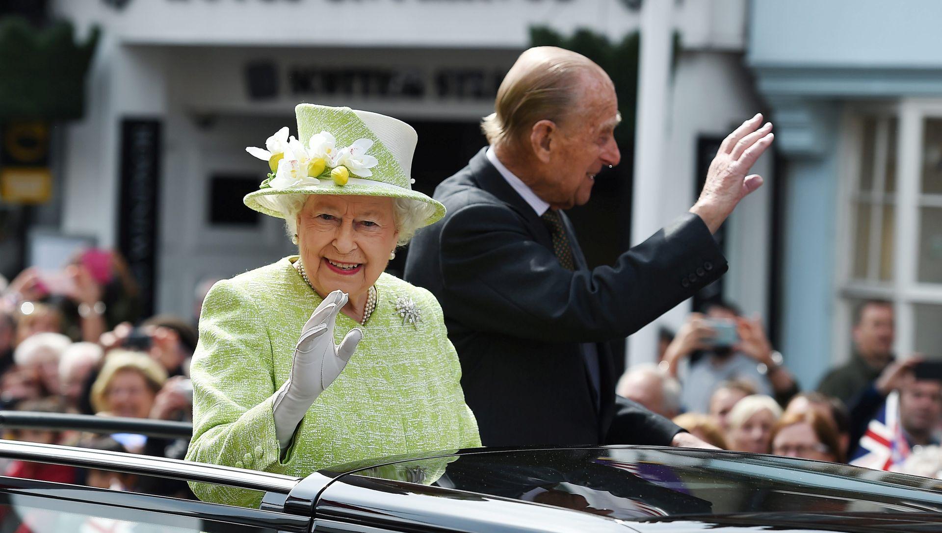 Velika Britanija slavi 90. rođendan svoje kraljice