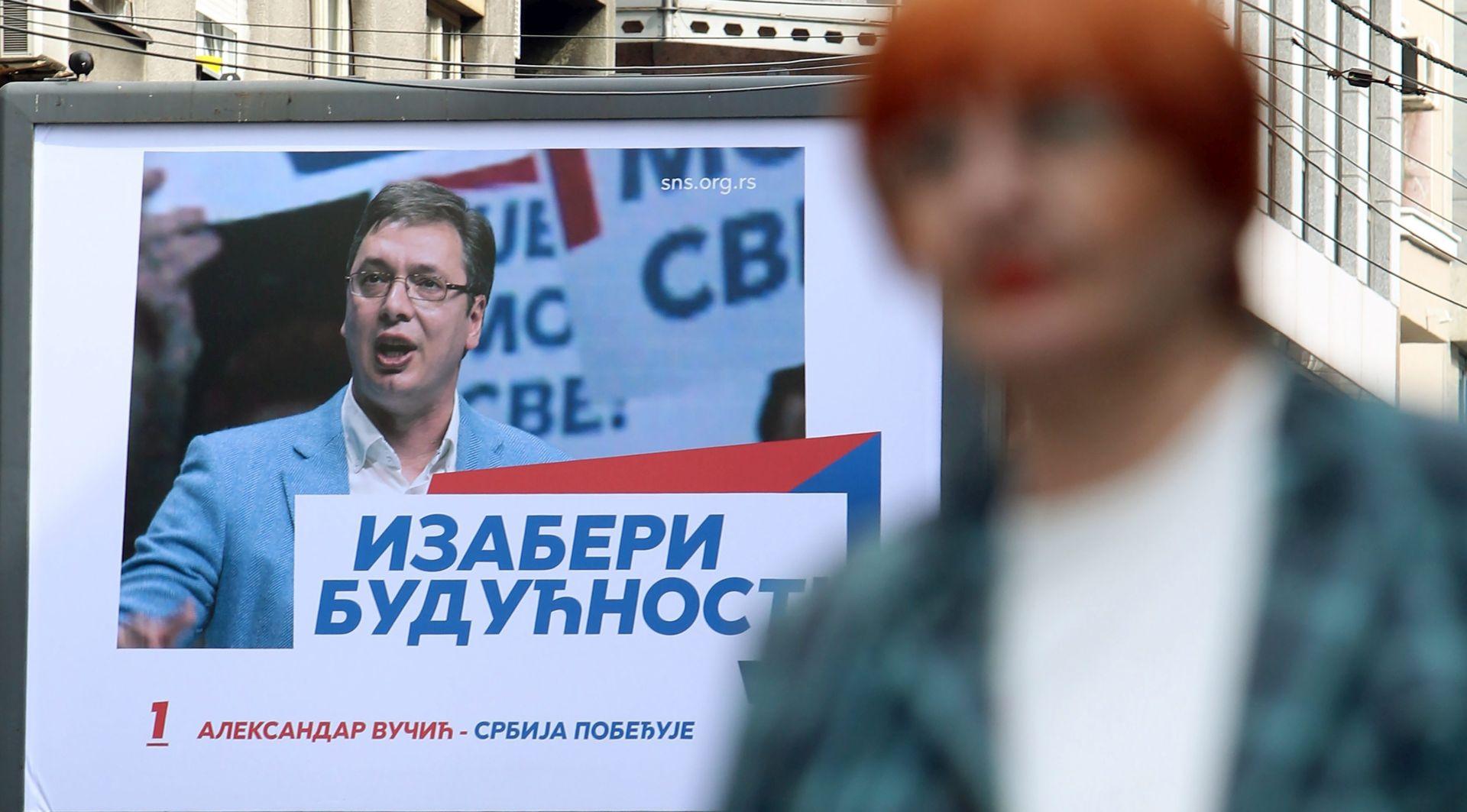 U Srbiji do 14 sati glasovalo manje od trećine birača