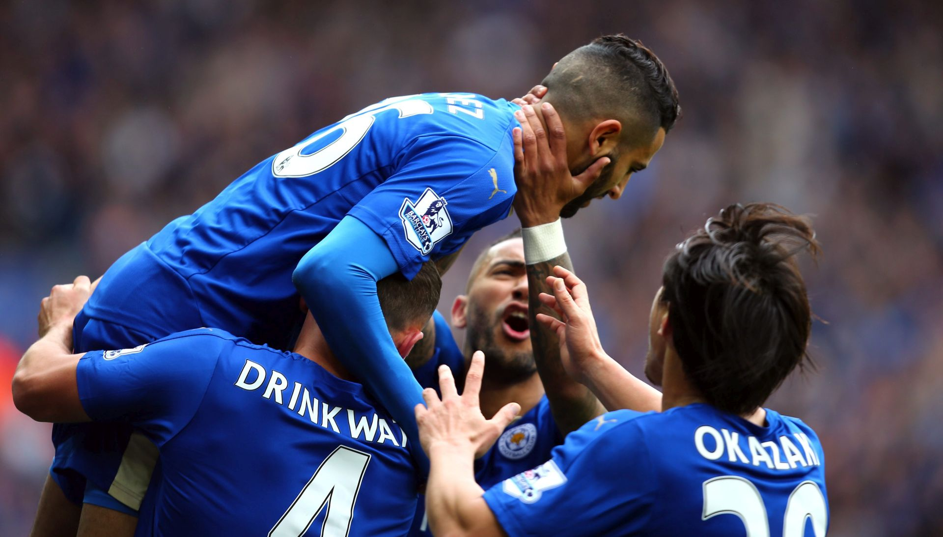 IDE I BEZ VARDYJA Leicester 'četvorkom' ispratio Swansea
