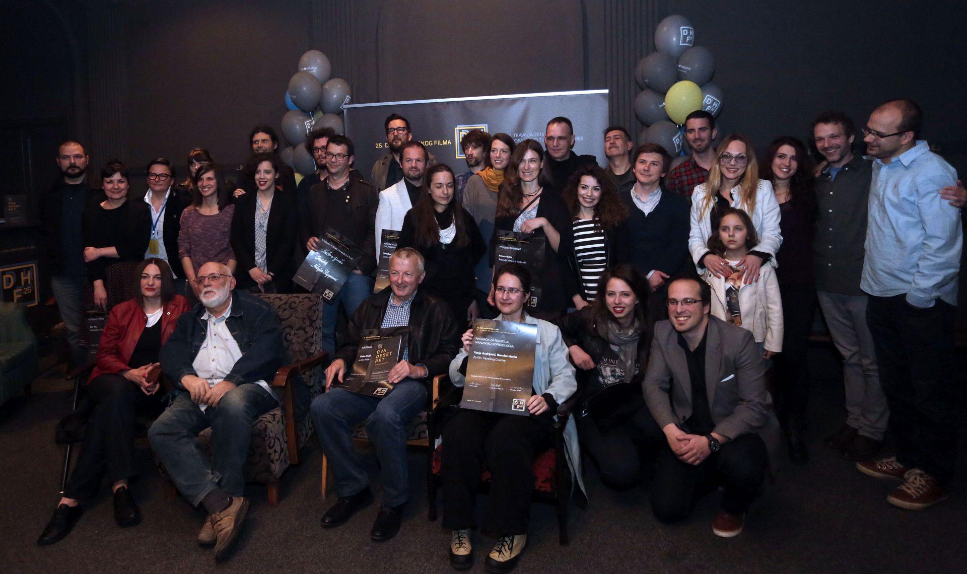 DHF: Dodjelom nagrada završilo jubilarno izdanje festivala