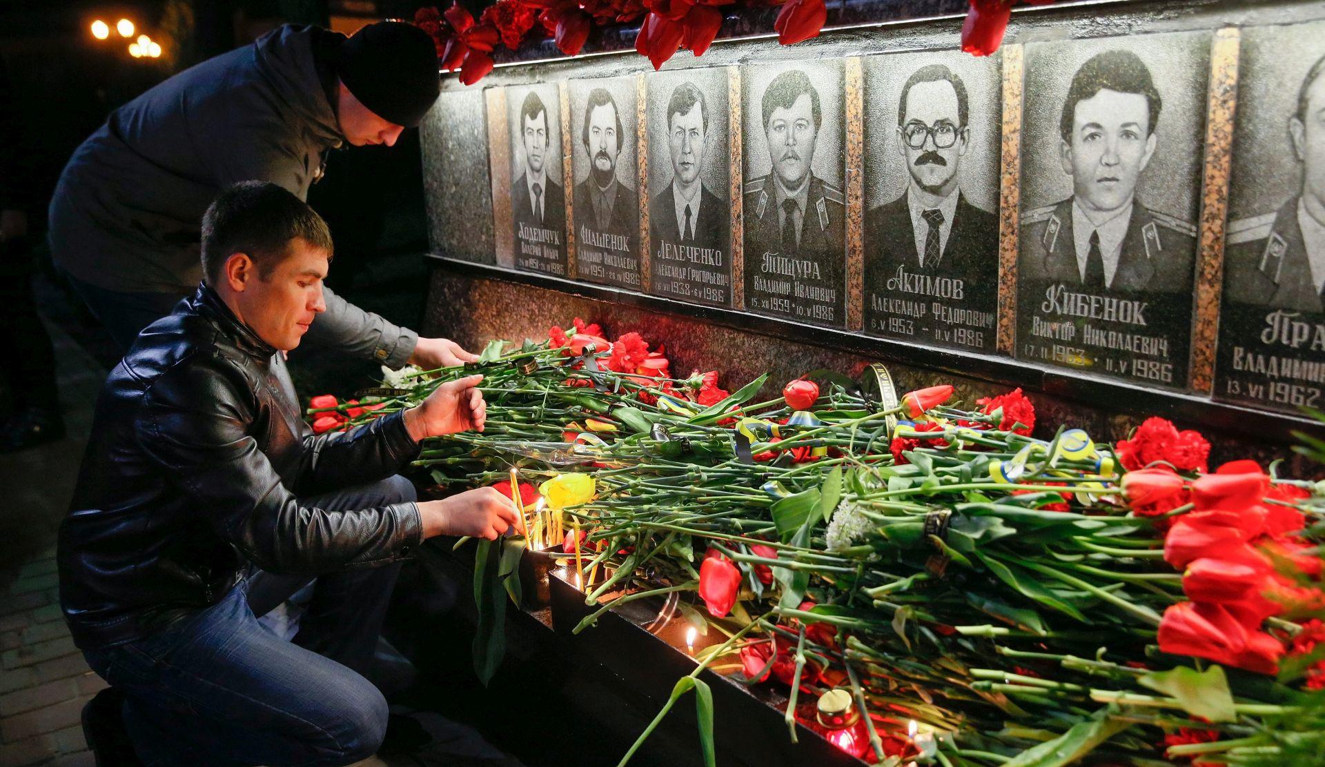 TRIDESET GODINA OD ČERNOBILA Ukrajina se sjeća najeće nuklearne katastofe u povijesti