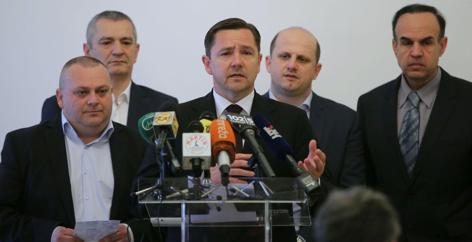 Mikulić: Ponosan sam što sam predsjednik Antikorupcijskog povjerenstva