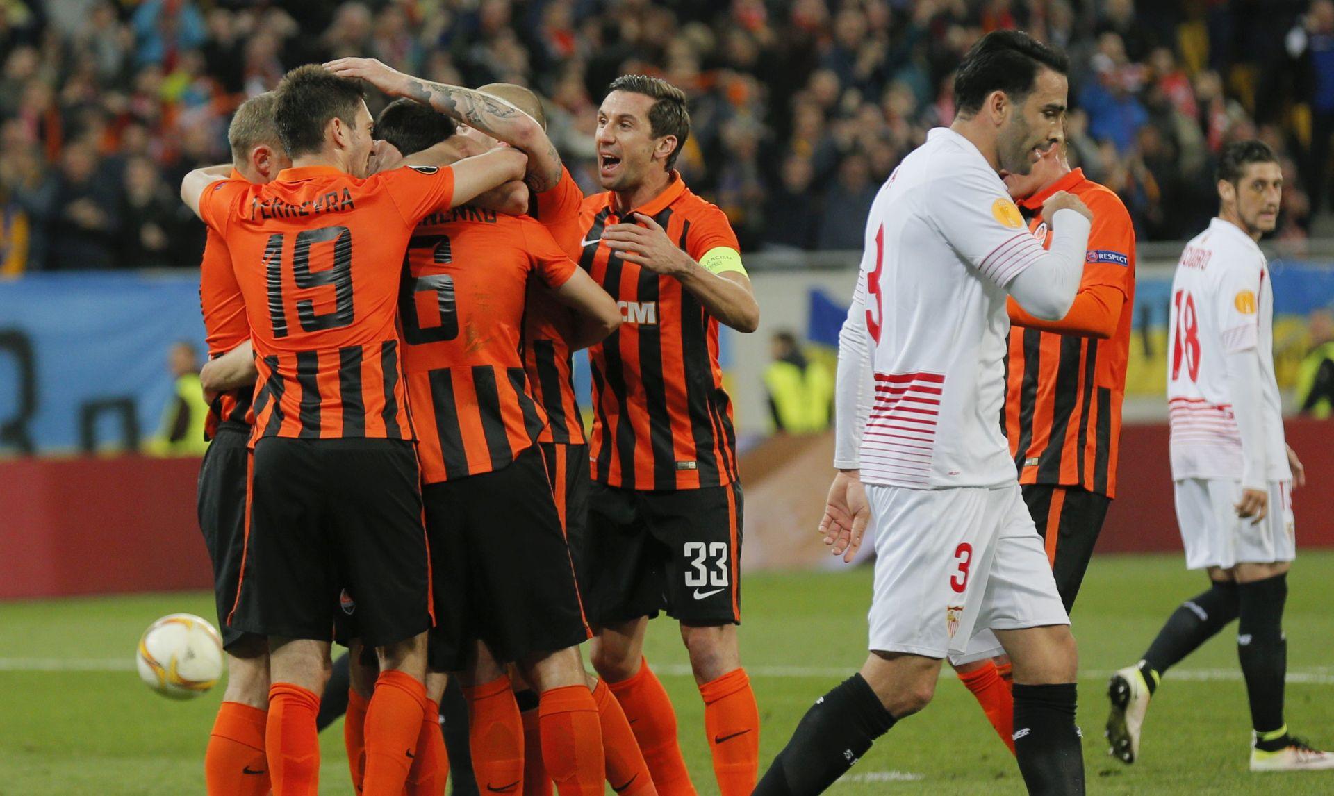 EUROPA LIGA Šahtar i Sevilla remizirali, Villareal u sudačkoj nadoknadi do pobjede nad Liverpoolom