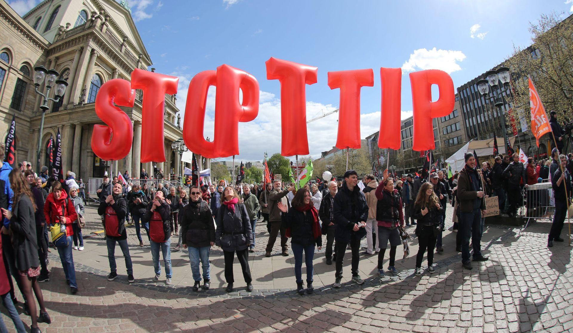 Škrlec: TTIP ugrožava suverenost država članica Europske unije
