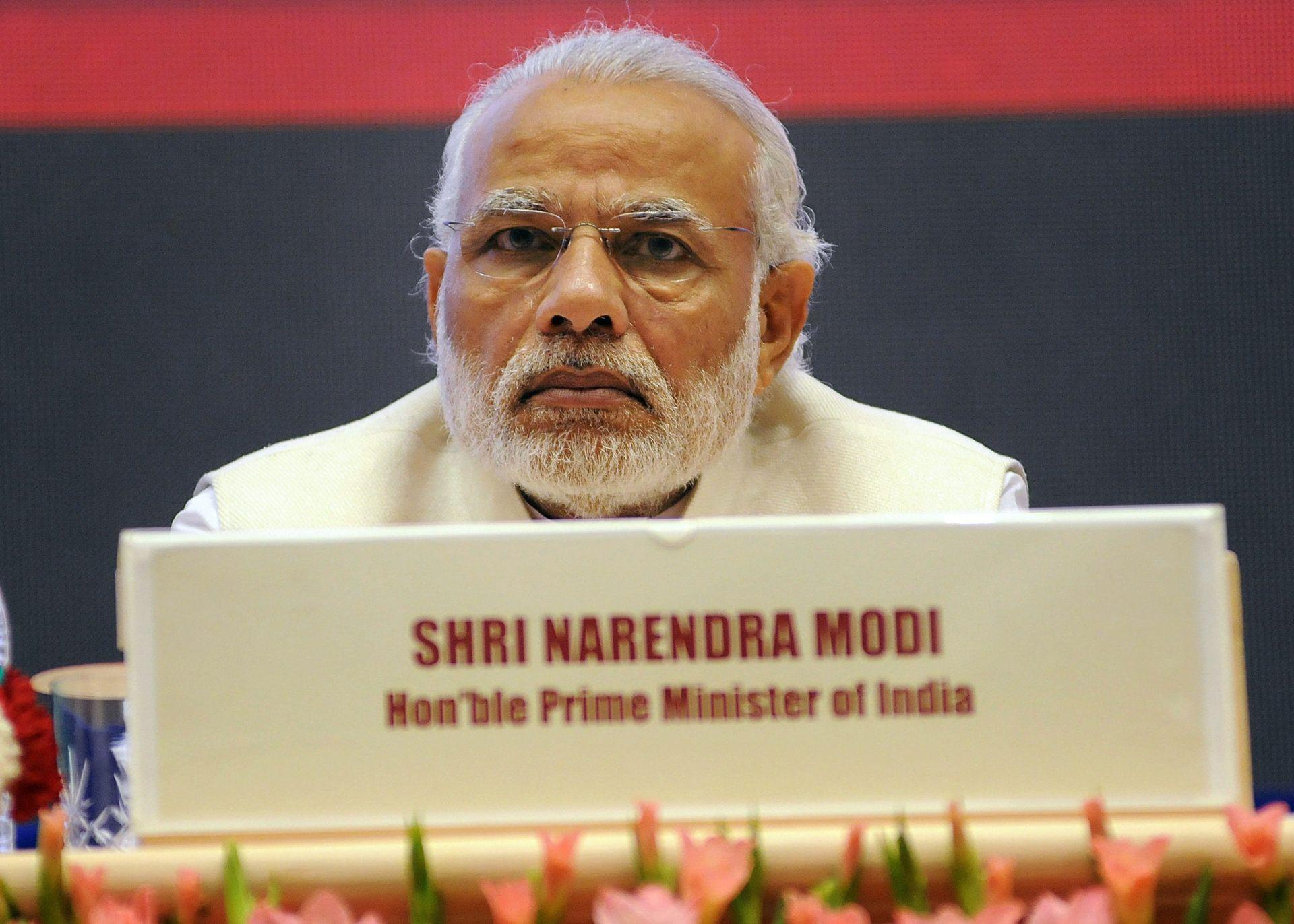 VIDEO: Narendra Modi održao sastanak s Ashtonom Carterom