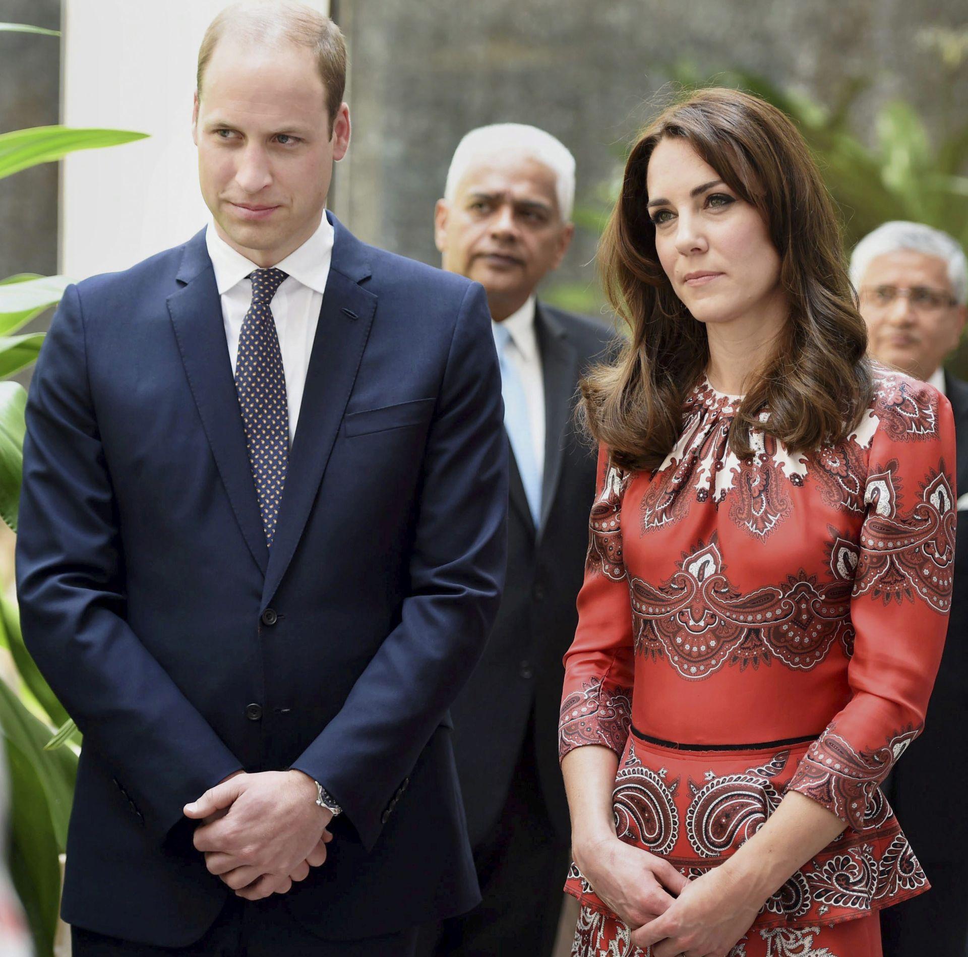 VIDEO: Vojvoda i vojvotkinja od Cambridgea proveli radno treći dan posjete Indiji