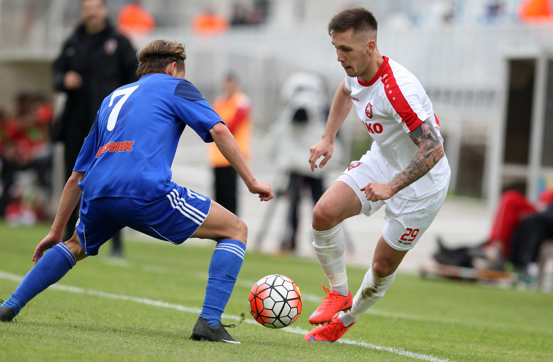 HNL: Zagreb – Slaven Belupo 0-3