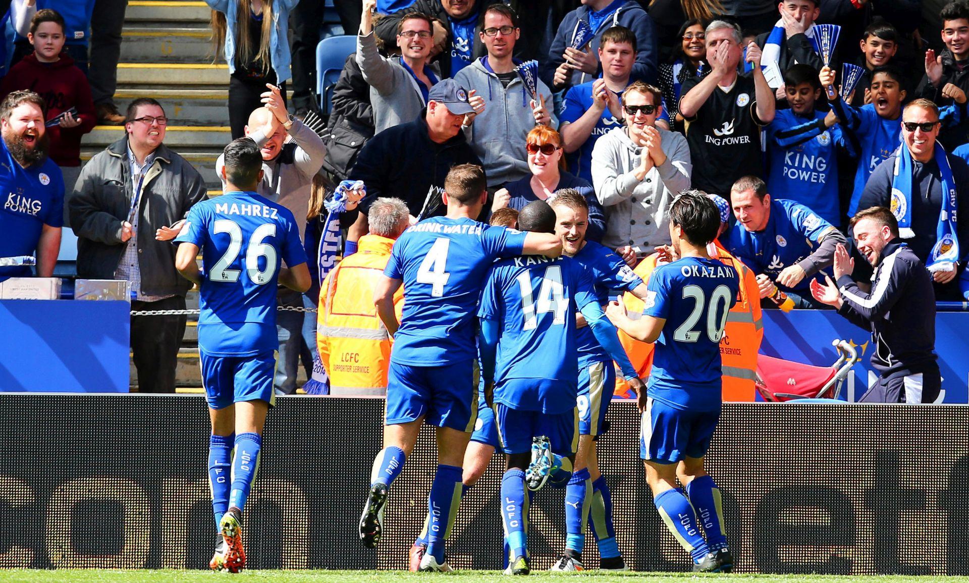 PREMIER LIGA: Leicester u zadnjim sekundama izvukao remi protiv Bilića