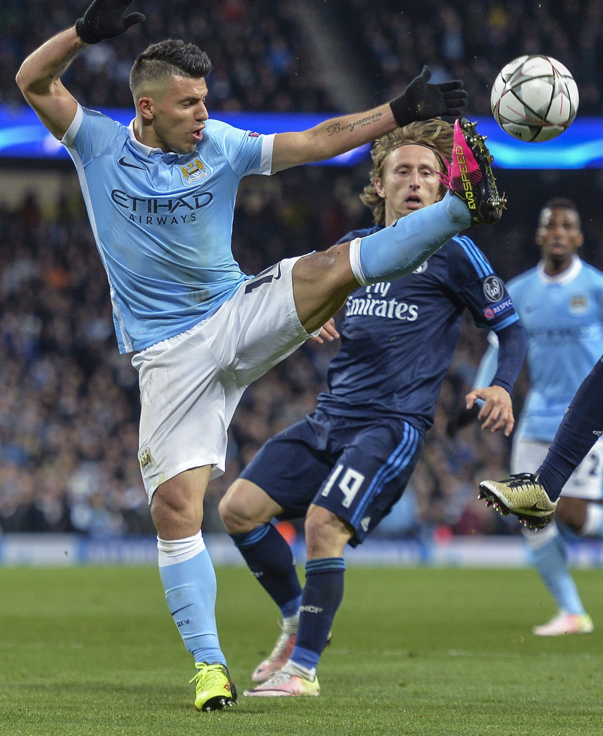 LIGA PRVAKA: Manchester City – Real Madrid 0-0