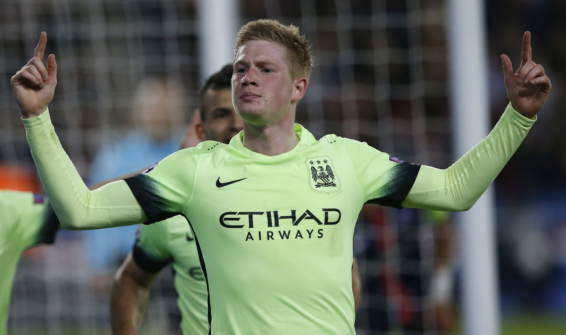 Manchester City – West Bromwich Albion 2-1