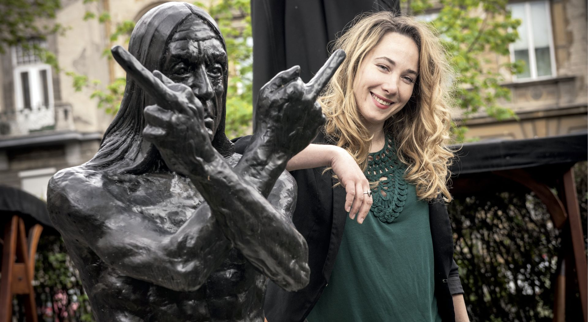 INTERVIEW: MARIJA SELAK 'Ideologizaciji i predrasudama prema 'crkvenim orguljašima' nije mjesto na Filozofskom'