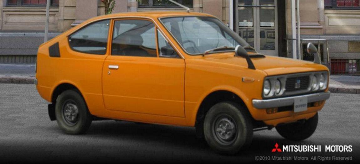 VIDEO: Najdugovječniji putnički automobil tvrtke Mitsubishi – Mitsubishi Minica