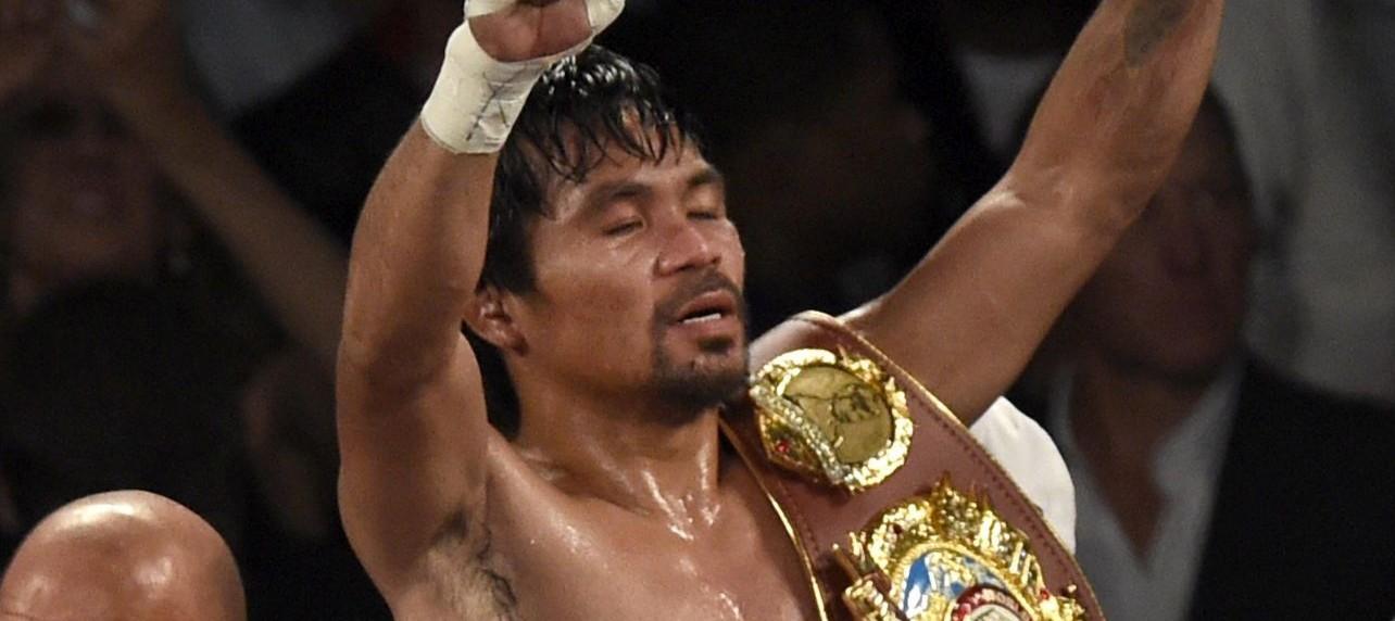 BOKS: Pacquaio se oprostio od boksačke karijere pobjedom