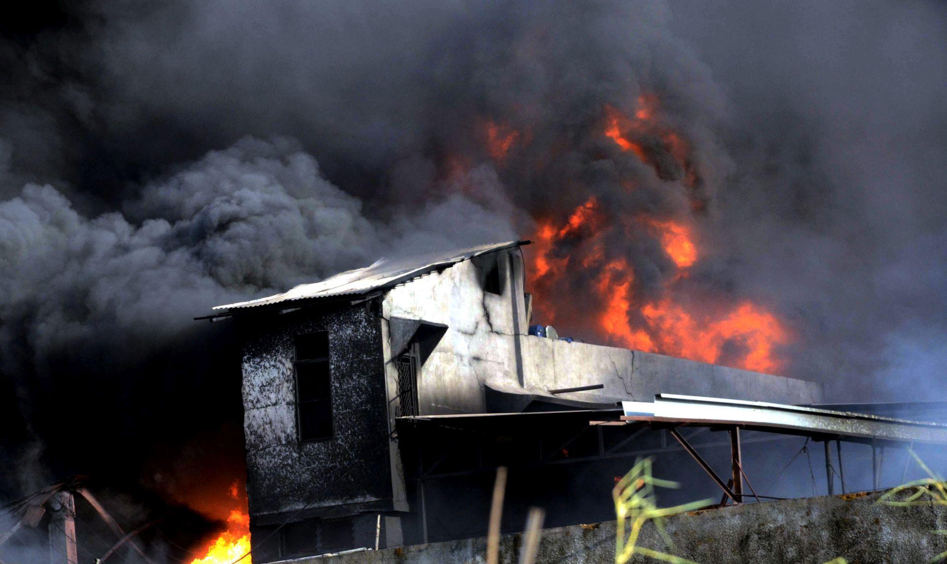 PODMETNUT POŽAR: Na Korzici zapaljena muslimanska dvorana za molitvu