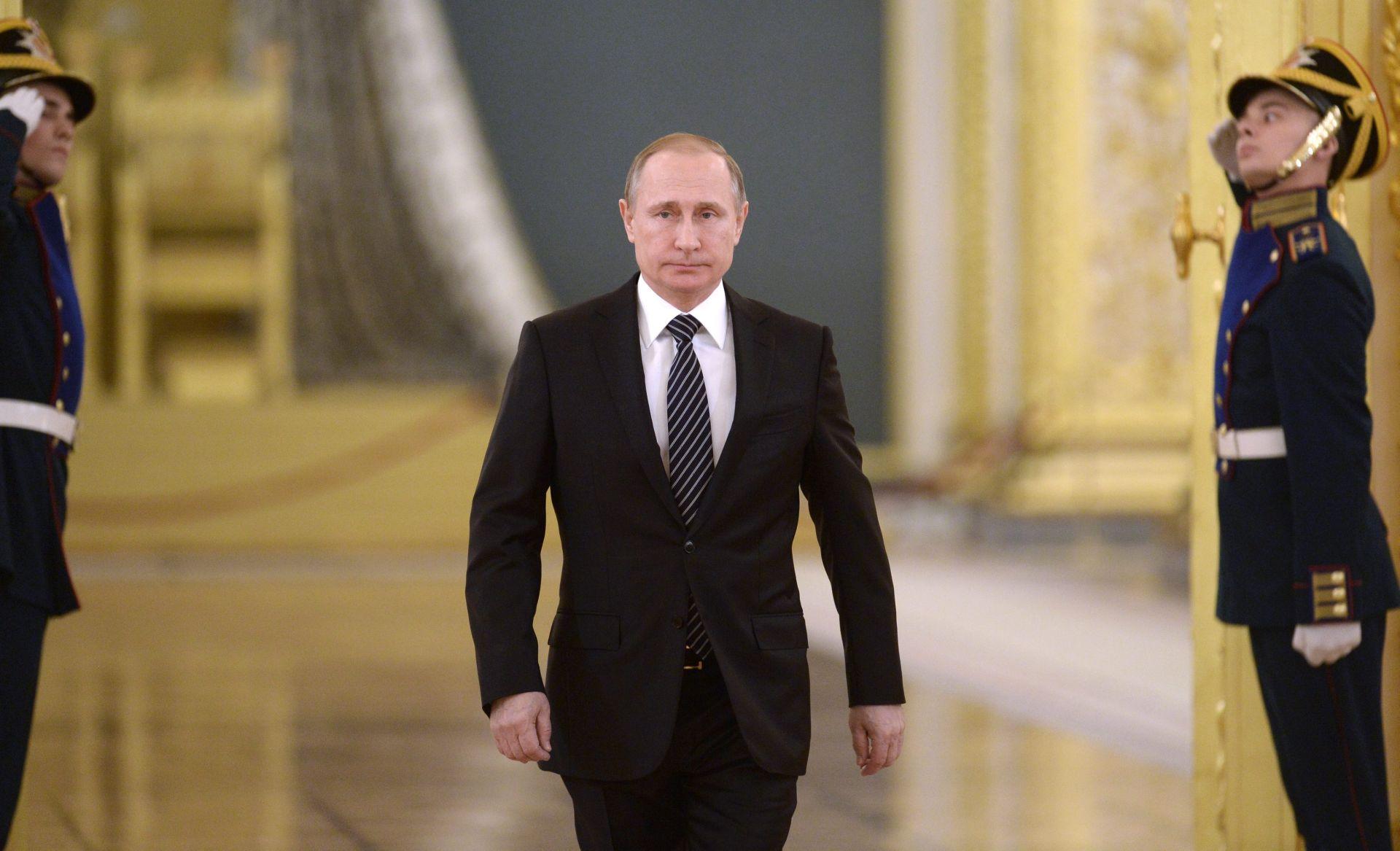 MANJI INTERES OD OČEKIVANOGA: Slovenski mediji o posjetu Putina