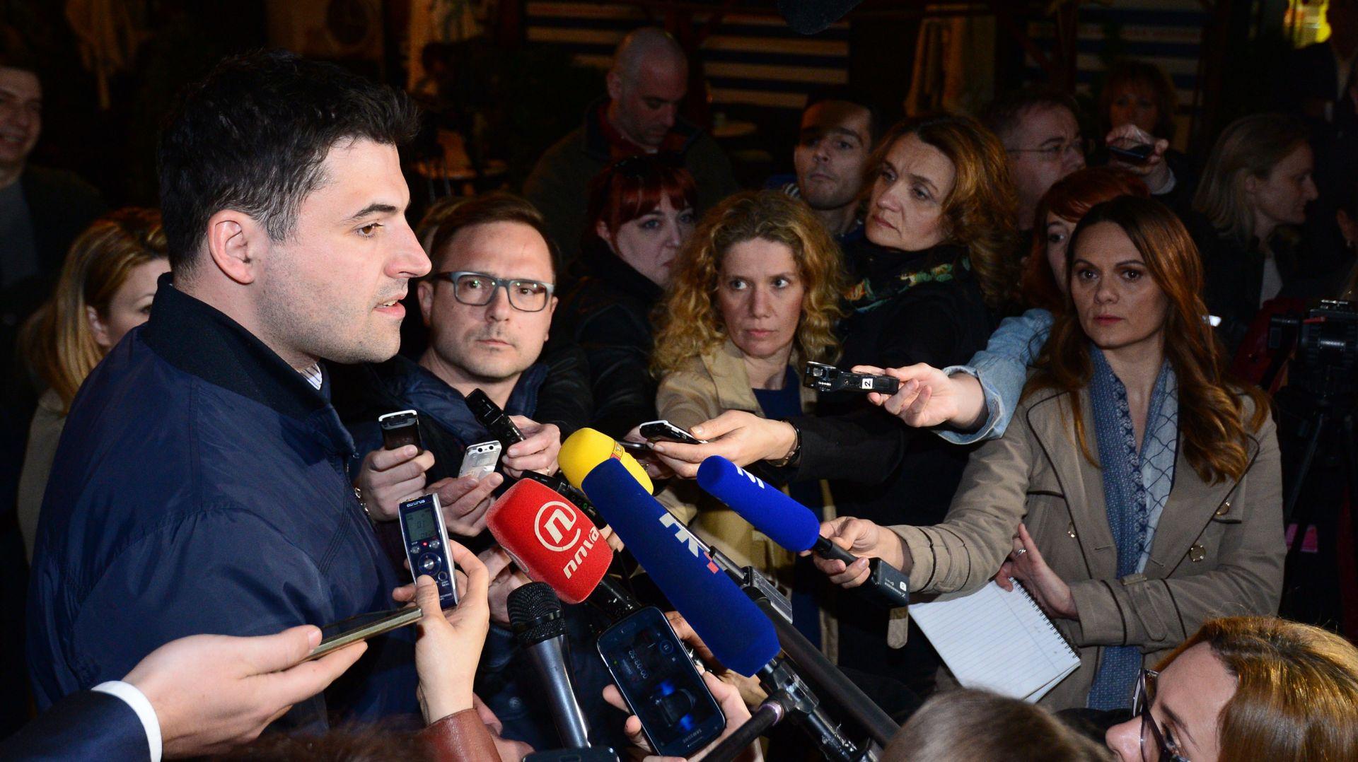 Bernardić: Nemam razloga za ostavku