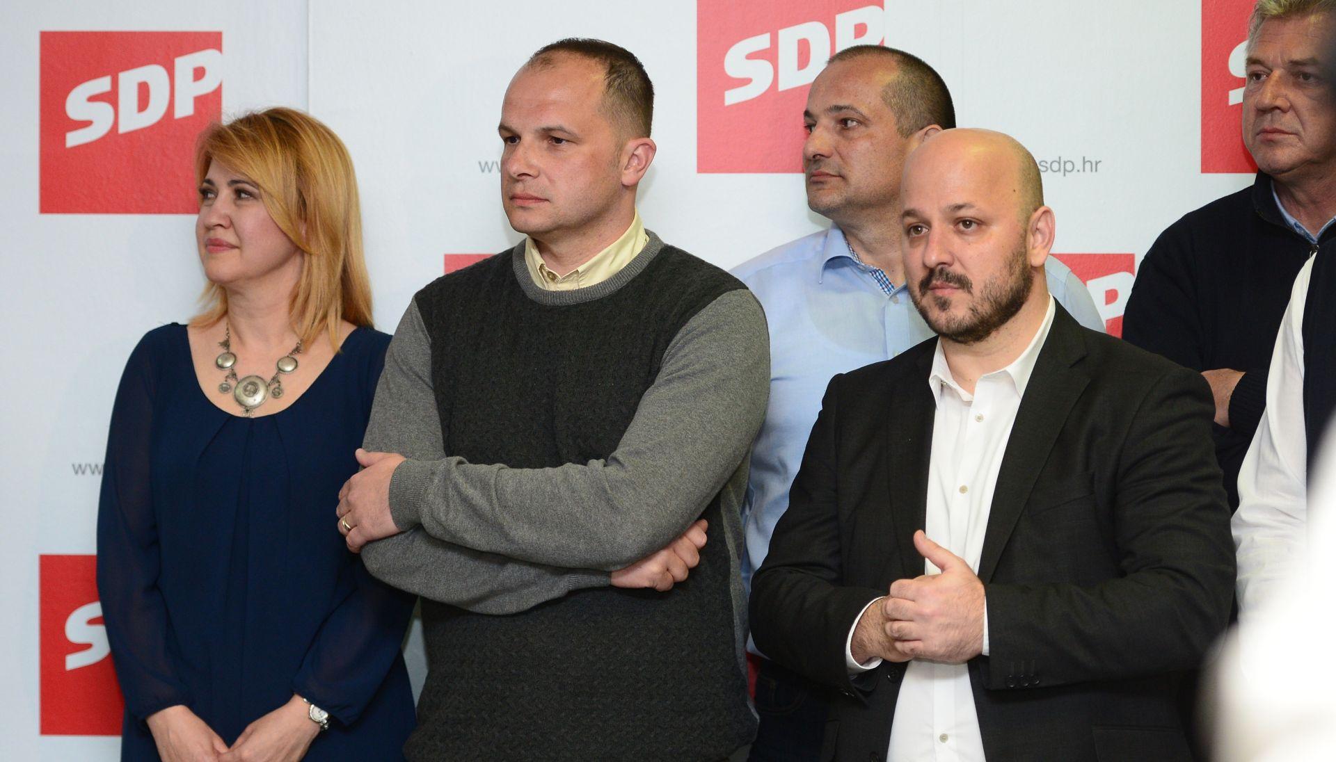 Hajdaš Dončić: Na unutarstranačkim izborima glasovalo više od 20 tisuća članova SDP-a