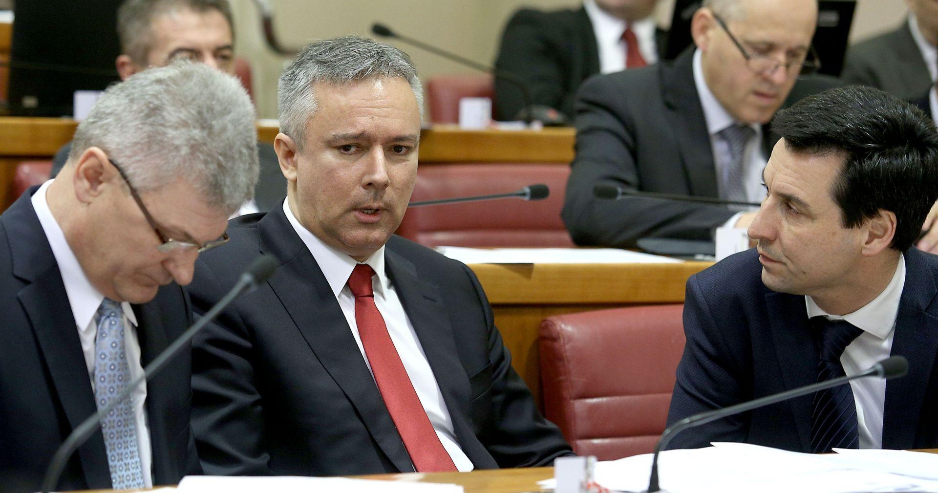 Kosor: Podržavamo reformski paket u cijelosti