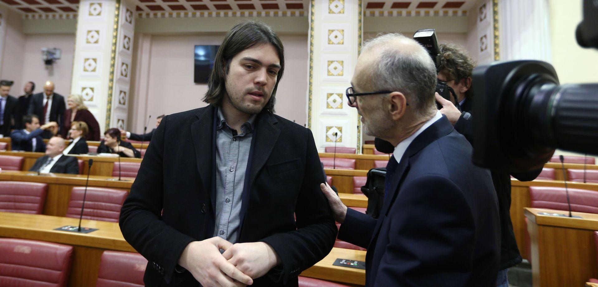"""Sinčić ponovno 'udario' po MOST-u, Bulju poručio """"Od prvog do zadnjeg, svi ste isti"""""""