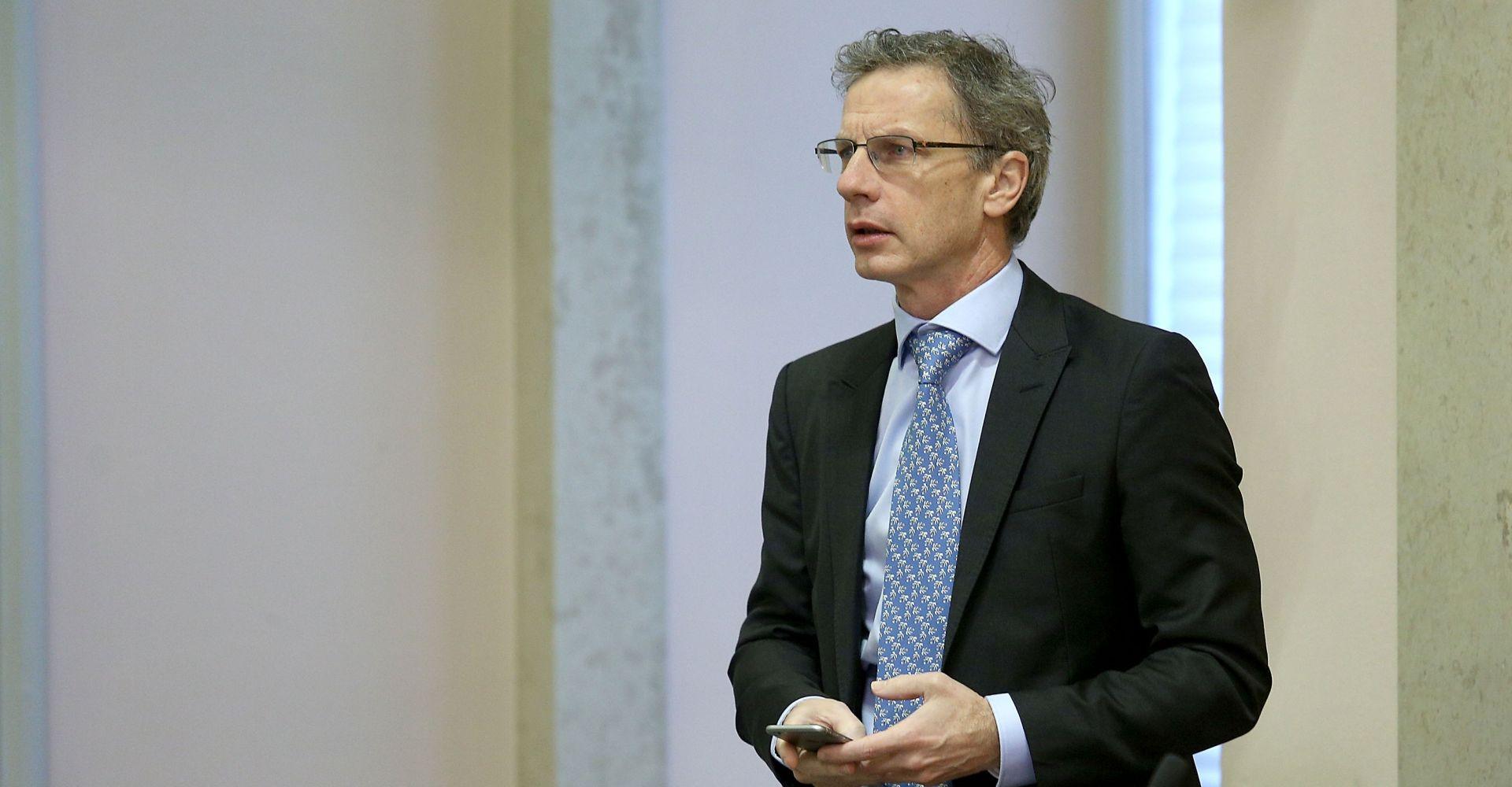 Vujčić: BDP raste na zdravim osnovama, branit ćemo tečaj kune