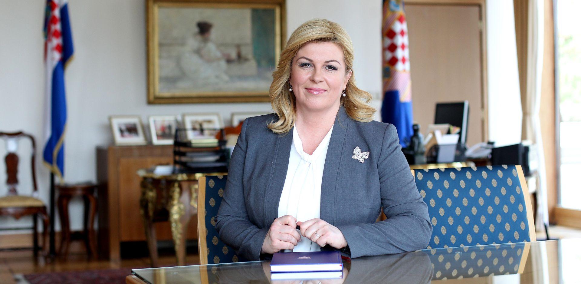 Grabar-Kitarović: Veleposlanici se u načelu ne smiju miješati u unutarnja pitanja