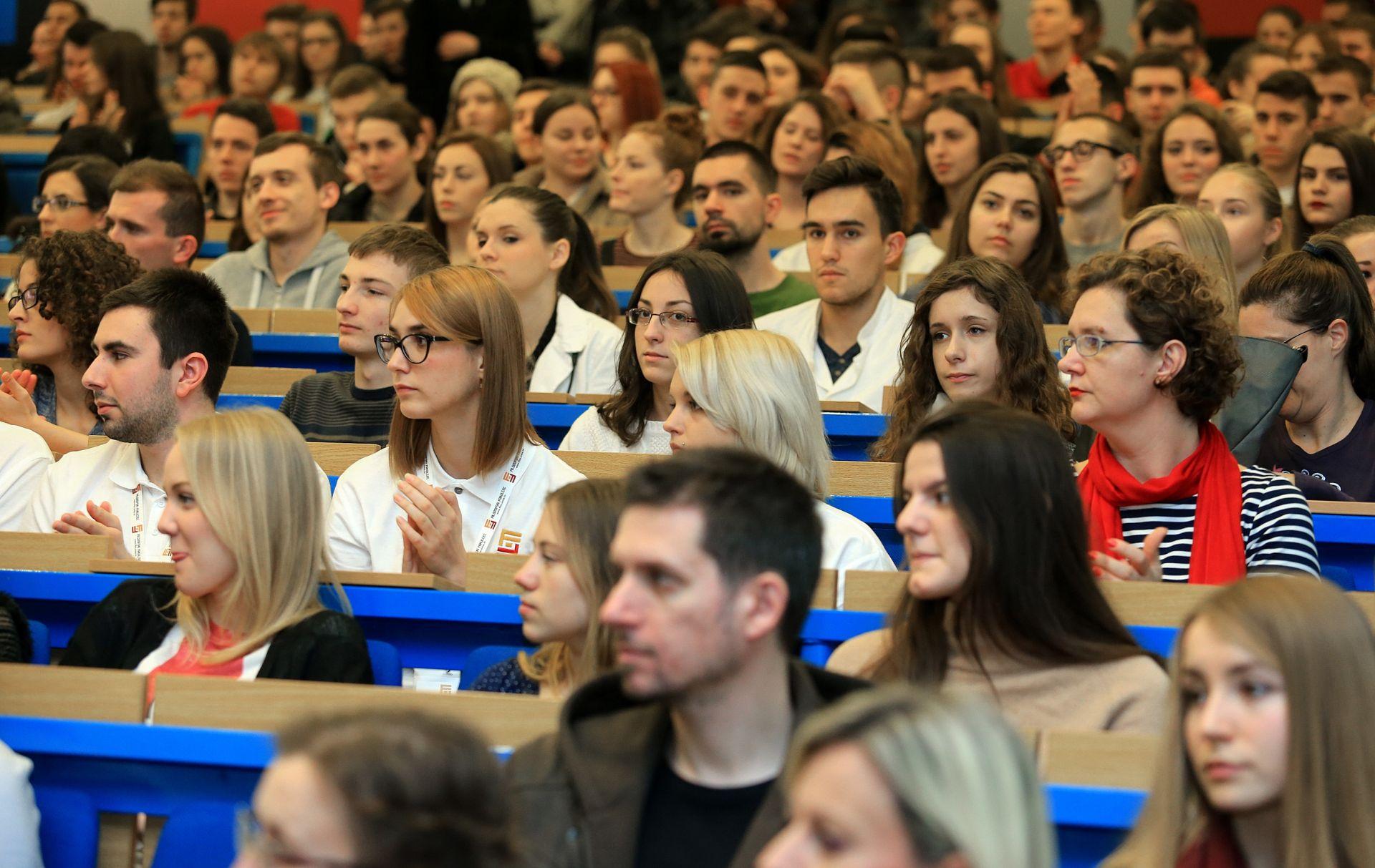 Hrvatski studenti najmanje zadovoljni uvjetima studiranja među trideset europskih zemalja