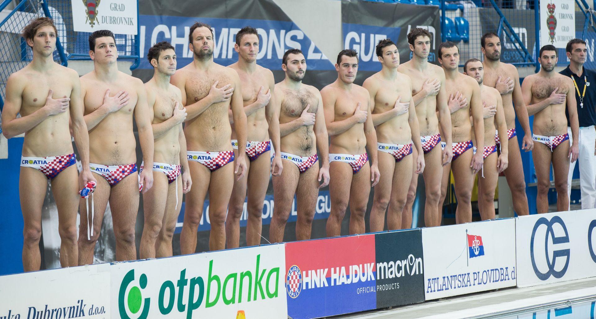 OLIMPIJSKE IGRE Vaterpolo: Hrvatska u skupini B