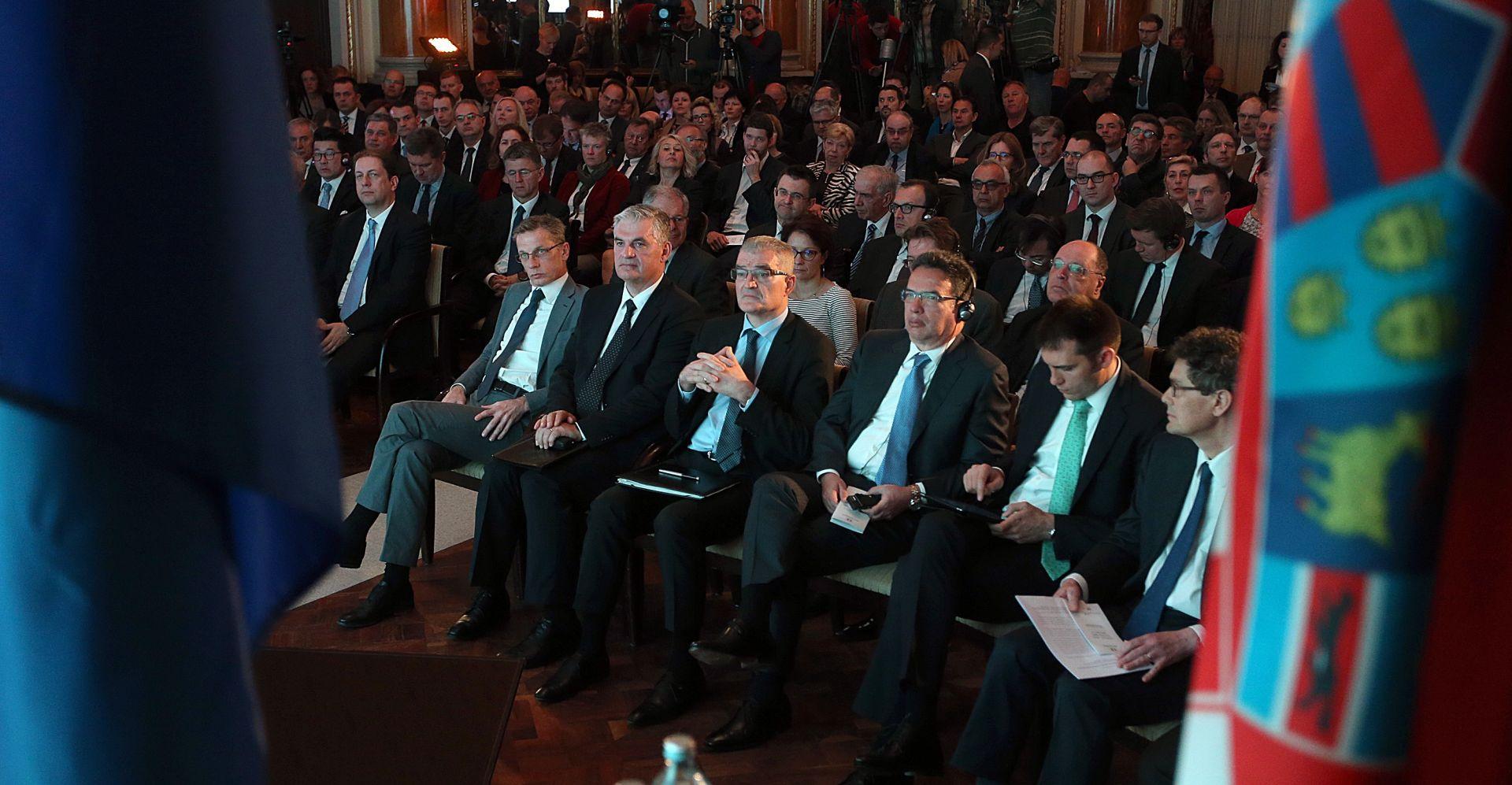 Vujčić: Zaduženost poduzeća i manjak kolaterala ograničavaju rast kredita
