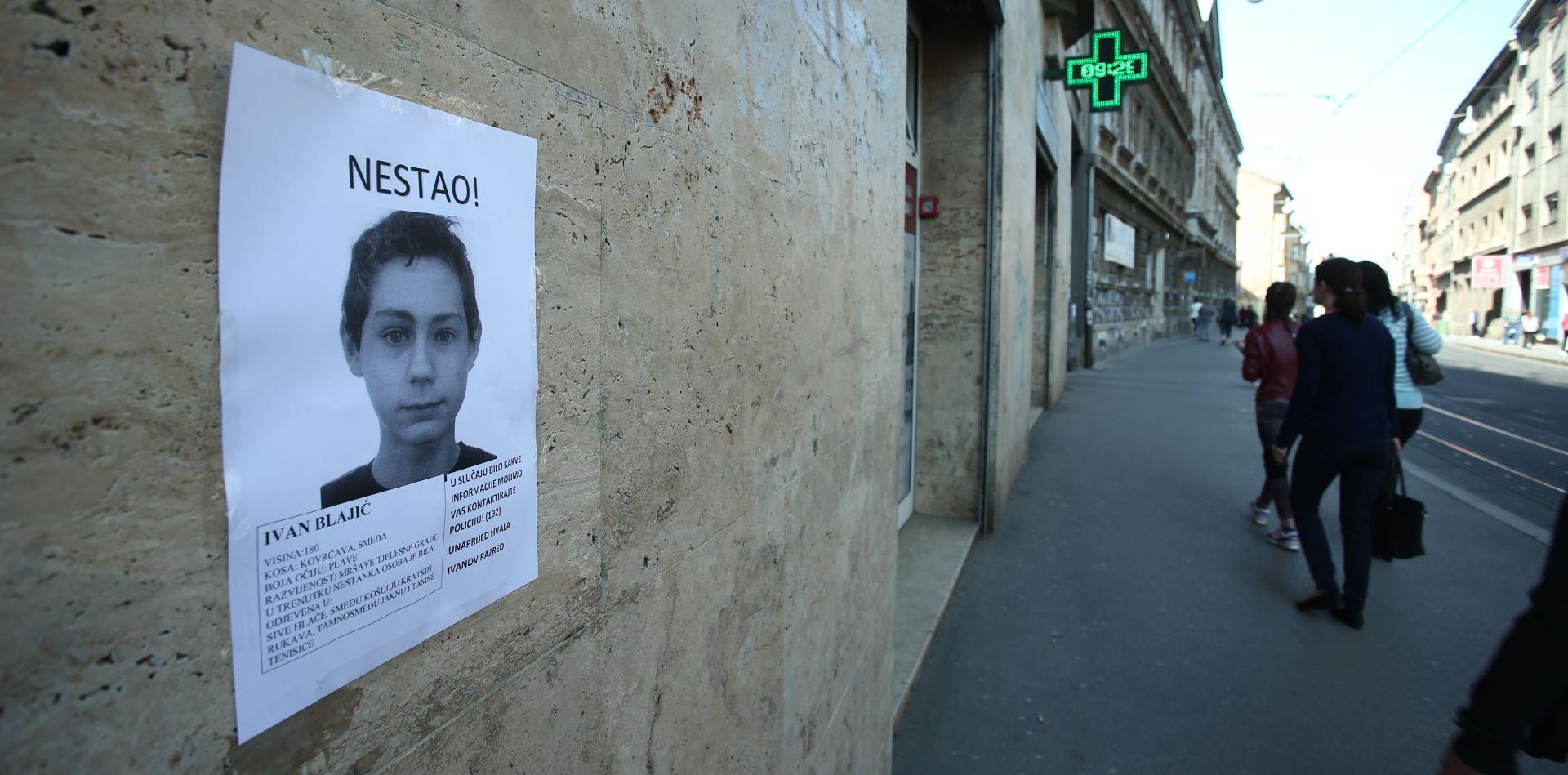 NAJGORI SCENARIJ Mrtvo tijelo maturanta Ivana Blajića pronađeno u podrumu zgrade