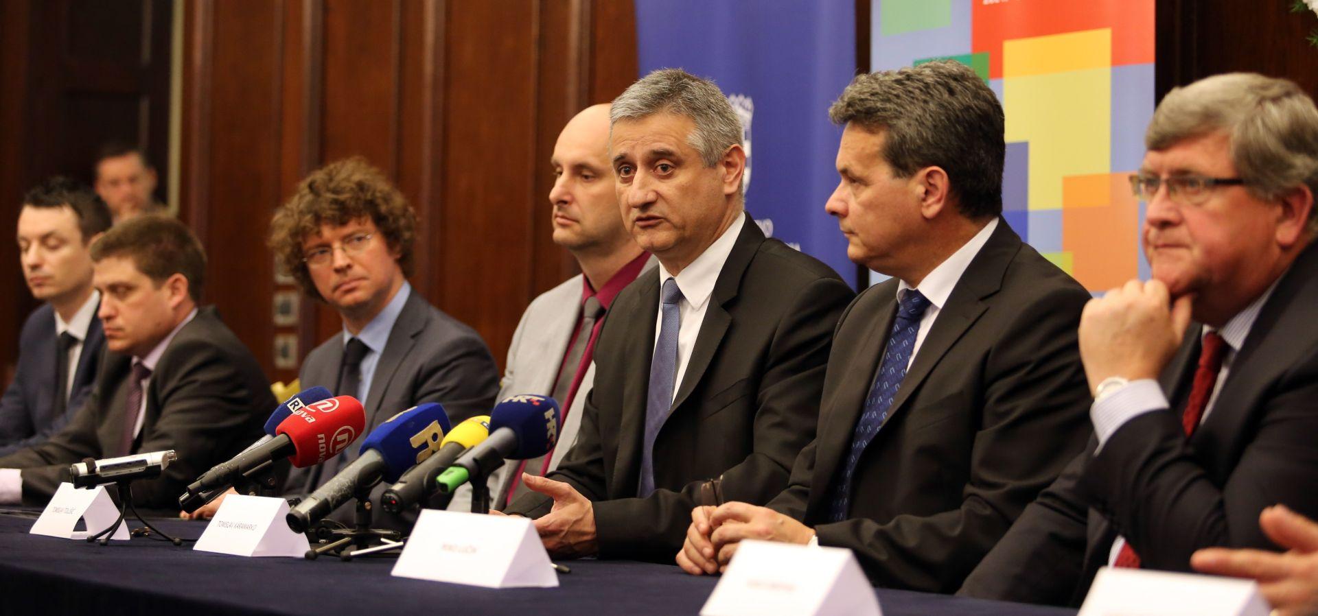 Karamarko: Hrvatska neće blokirati ulazak Srbije u EU